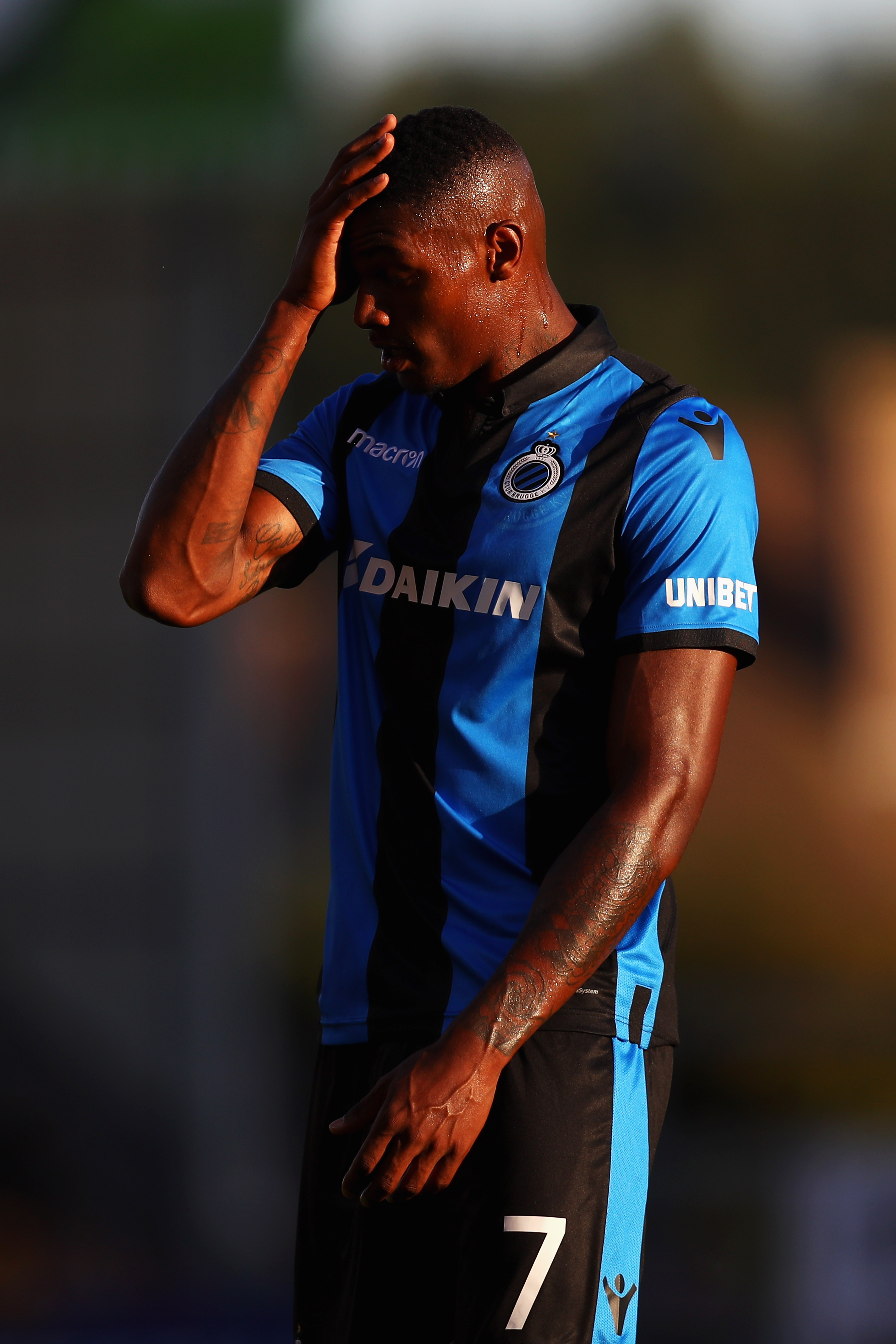 Royal Excel Mouscron v Club Brugge - Jupiler Pro League