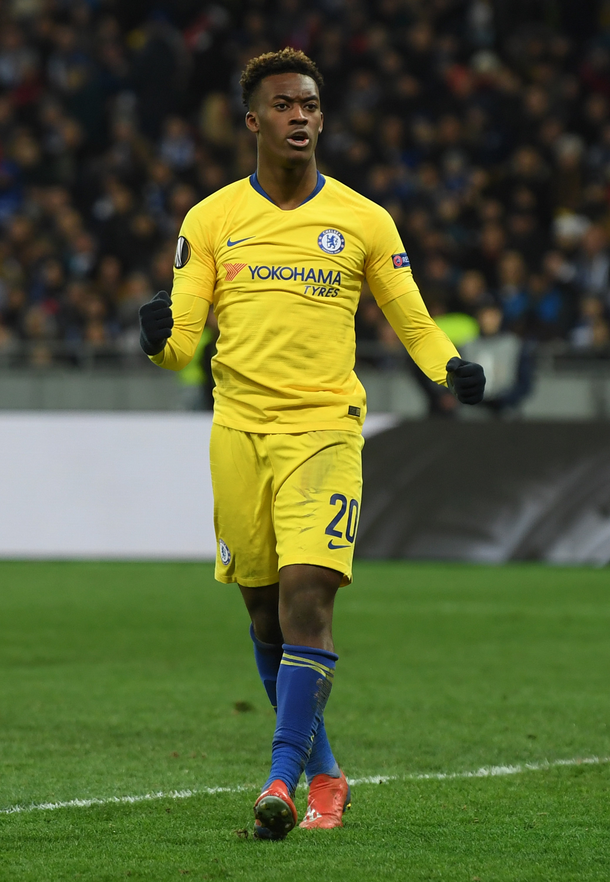 Lampard appointment at Chelsea 'to boost' Hudson-Odoi contract talks — report