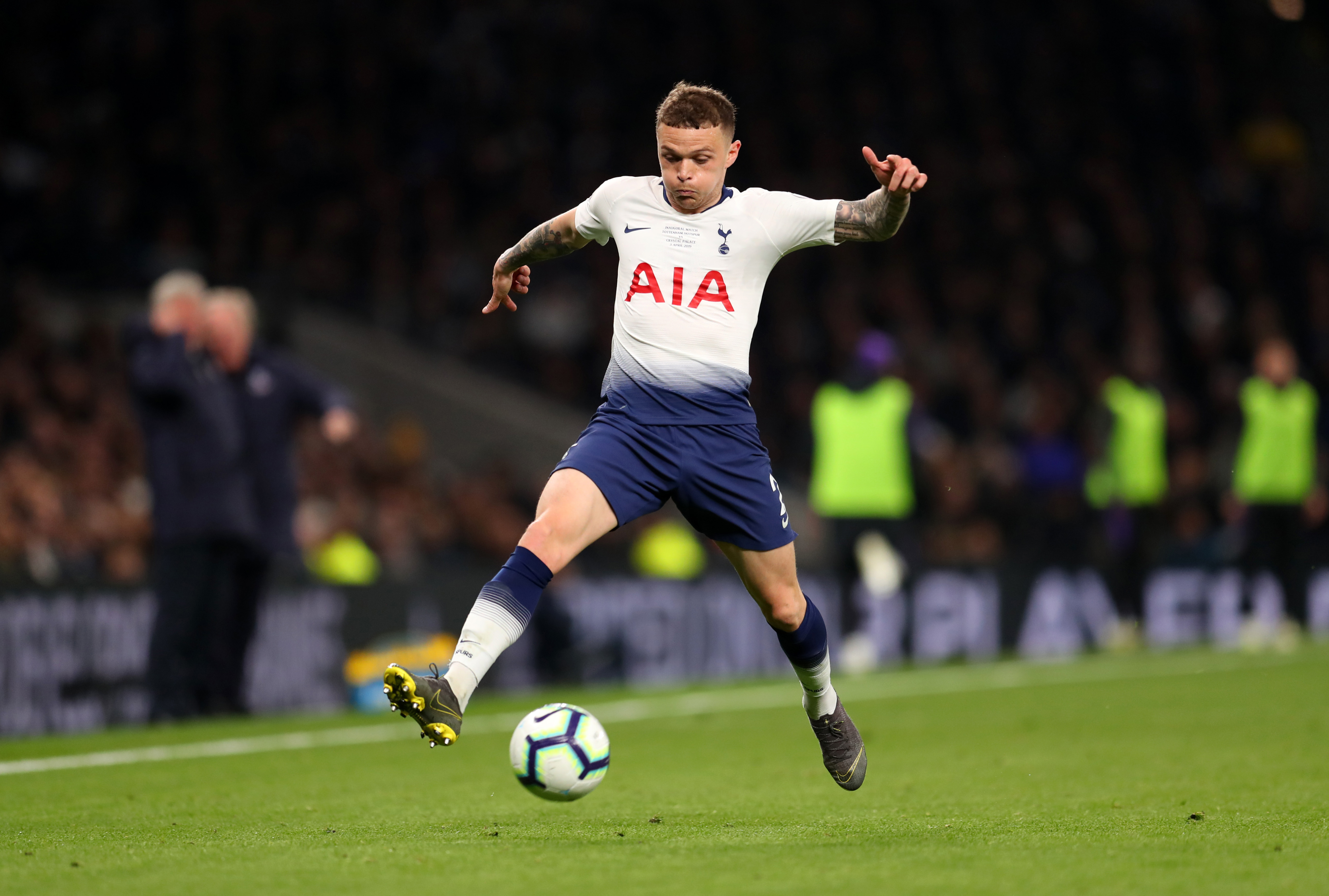 Spurs' Trippier a target for Juventus if they sell Joao Cancelo