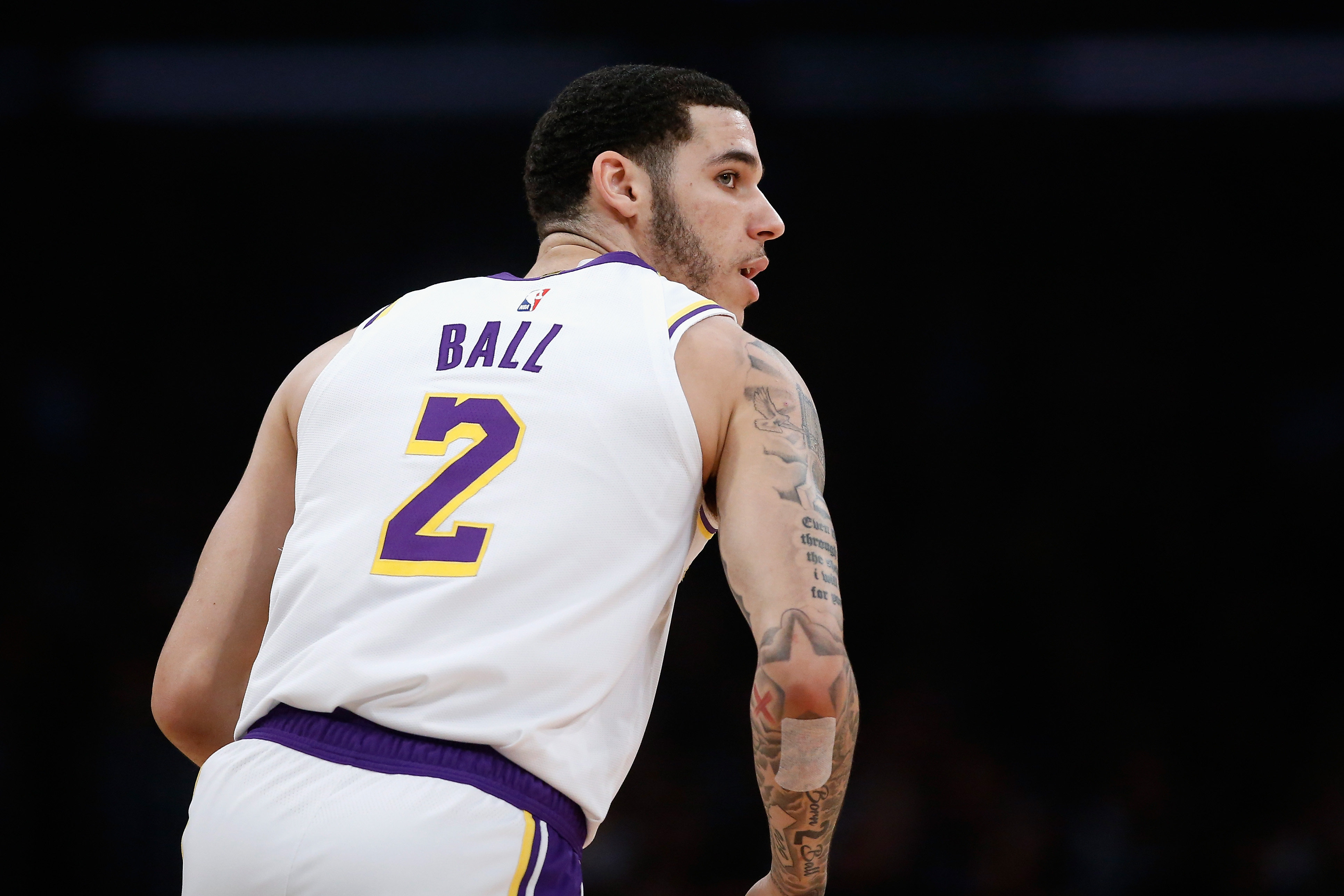 Lonzo Ball has a second chance