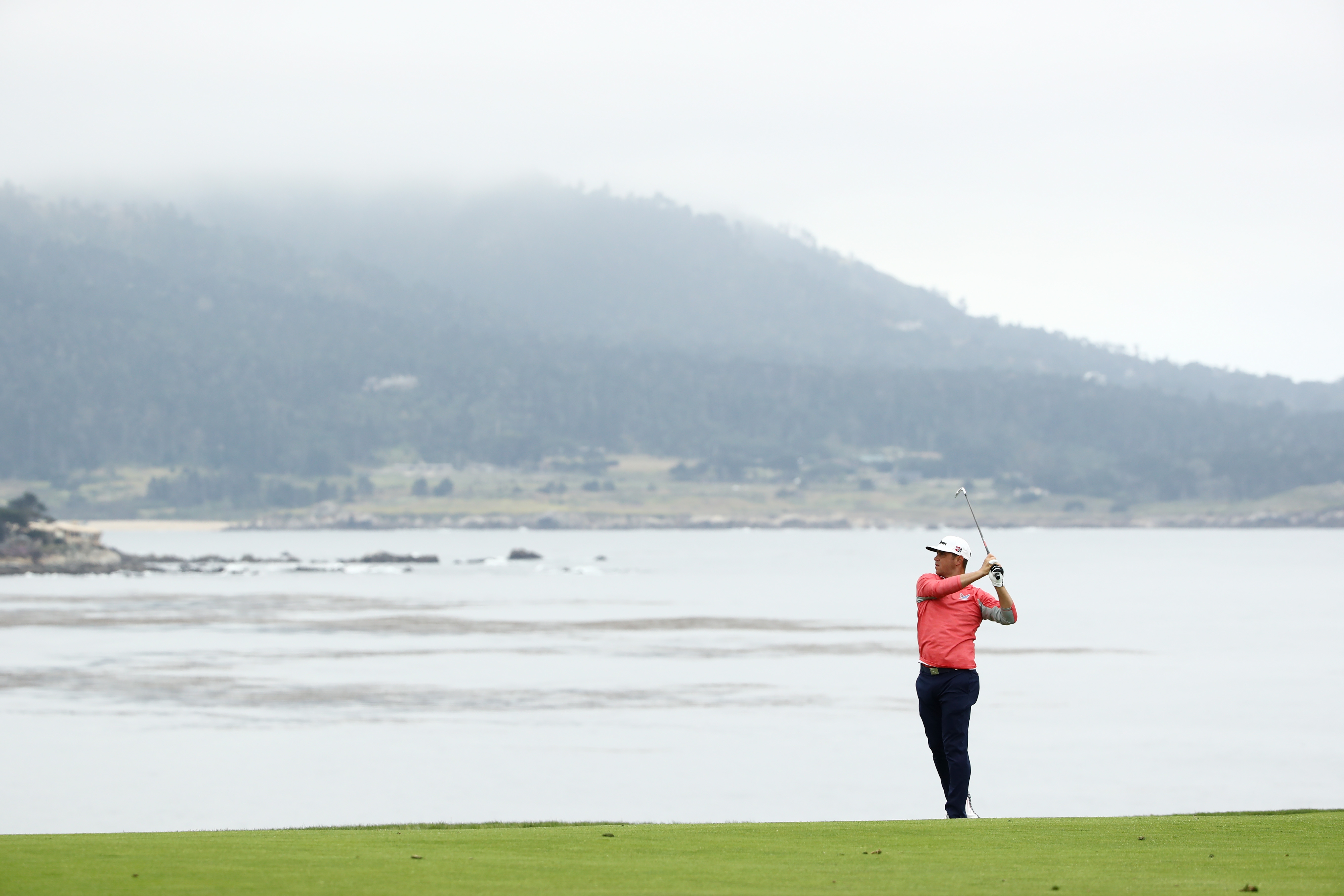 Pebble Beach made for a pretty much perfect U.S. Open