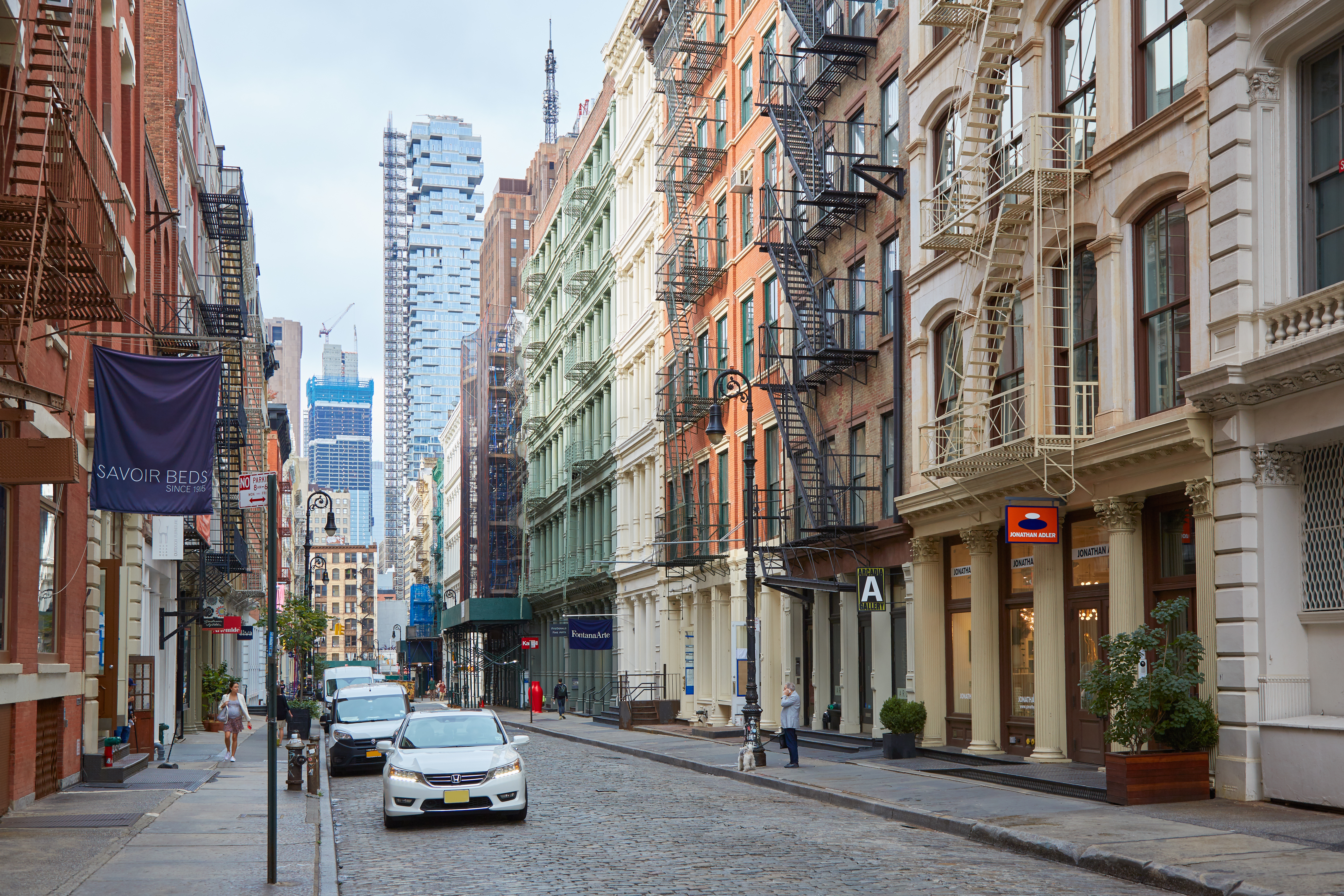Possible Soho, Noho rezoning could broaden the scope of artist live-work spaces