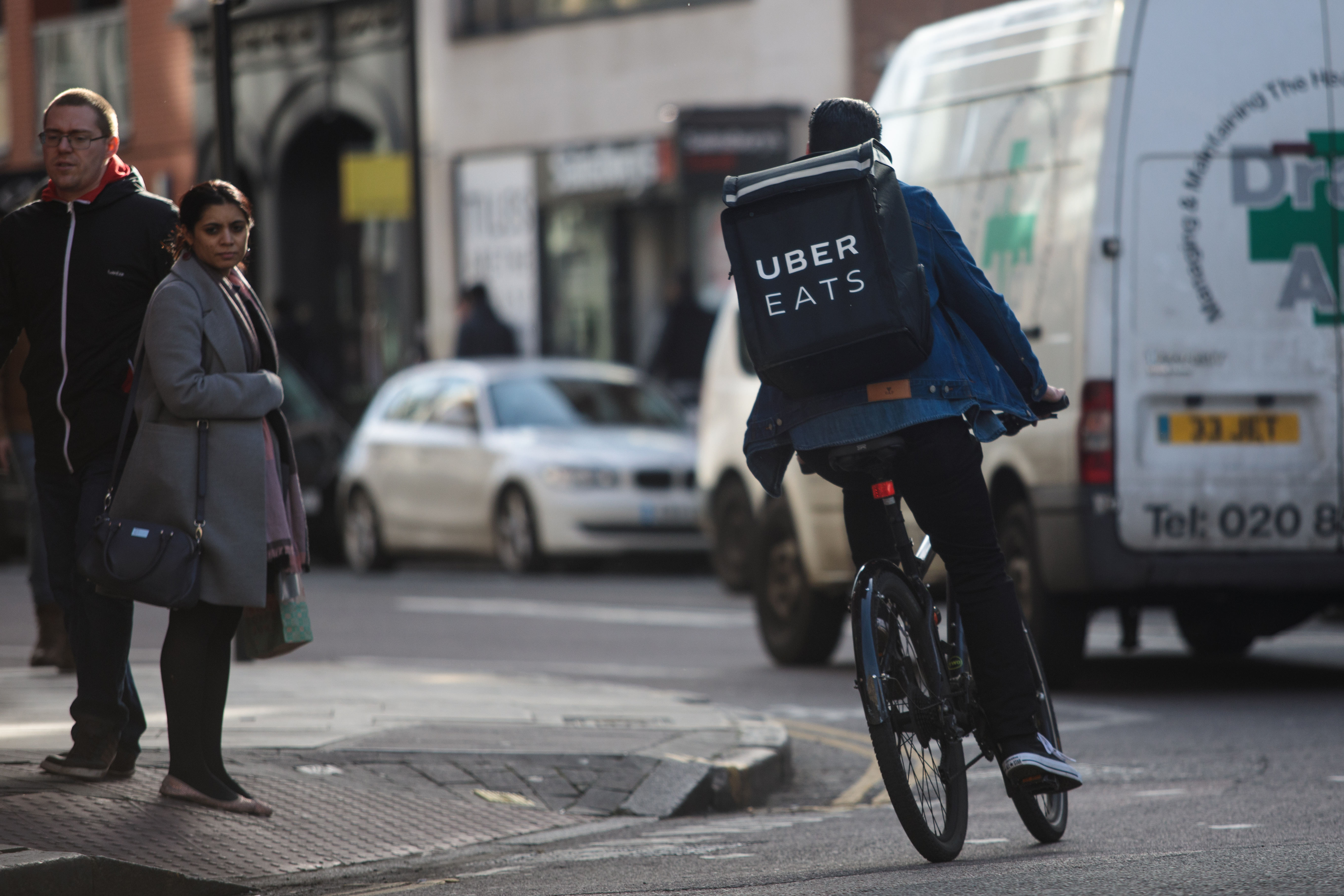 Uber Eats Is Turning Into A Pyramid Scheme