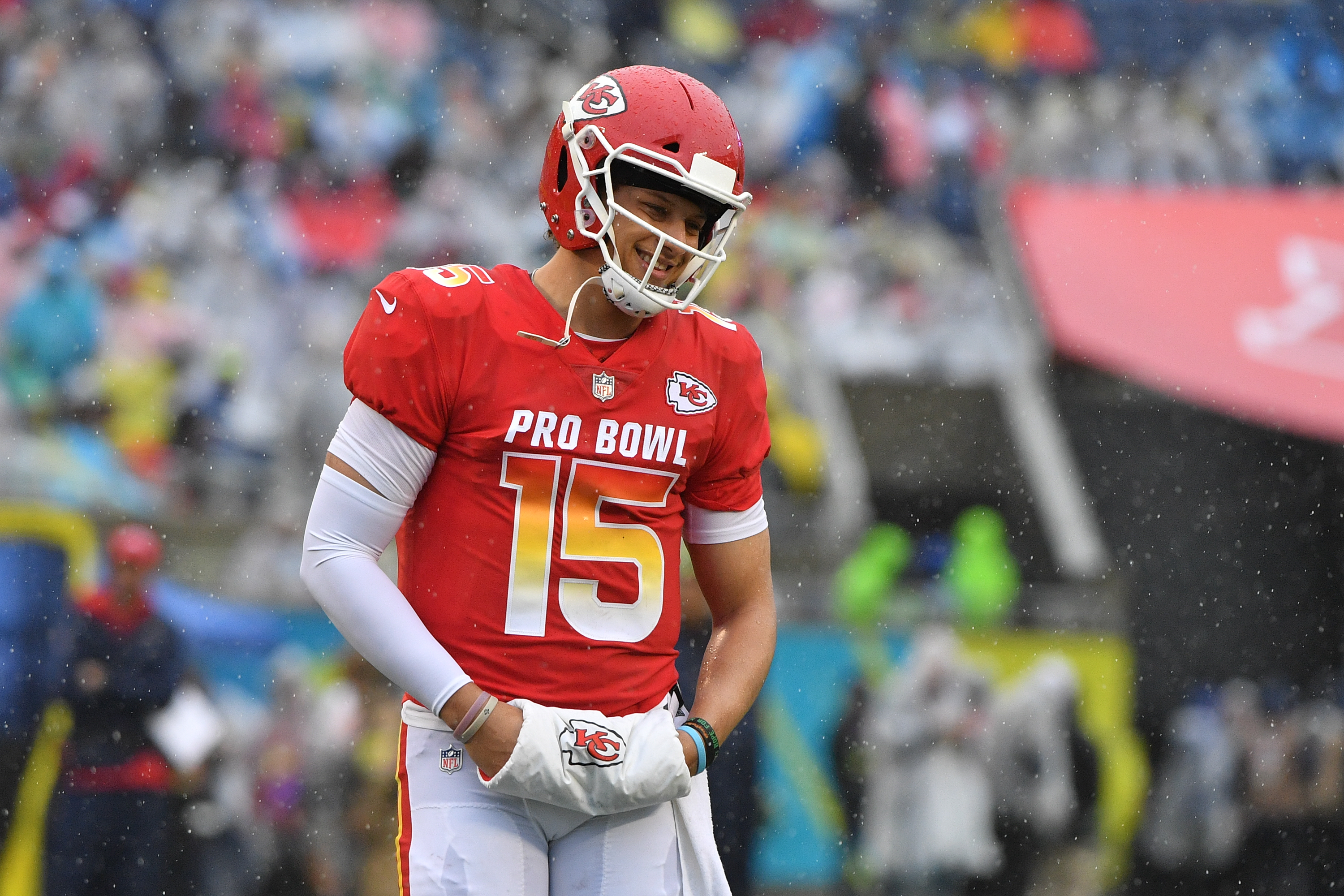 aa513e02 How Patrick Mahomes plans to spend the next five weeks before Chiefs  training camp