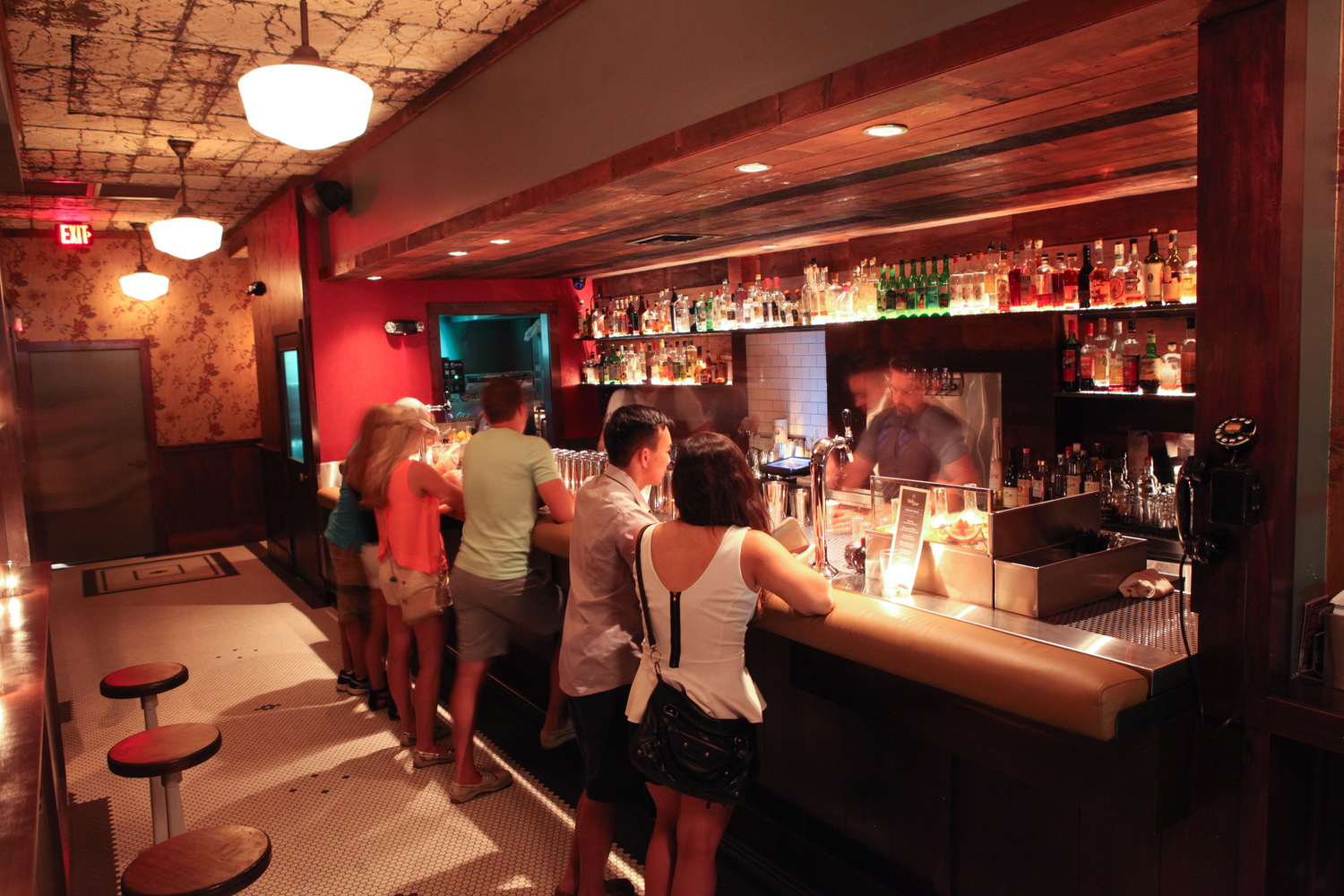 Austin's Top Notch Bars Nab Nominations in World's Best Bars Awards