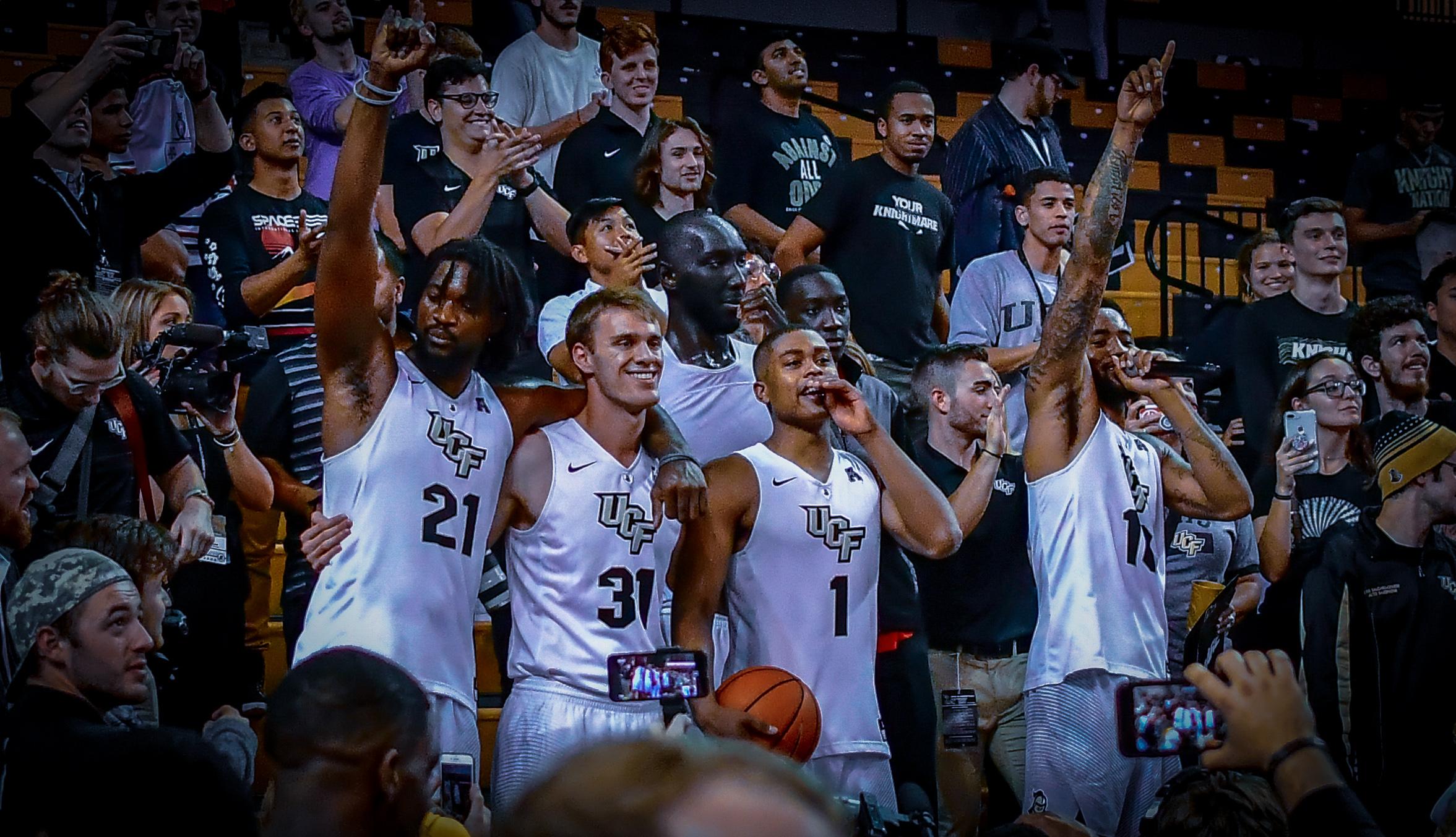 Basketball Seniors