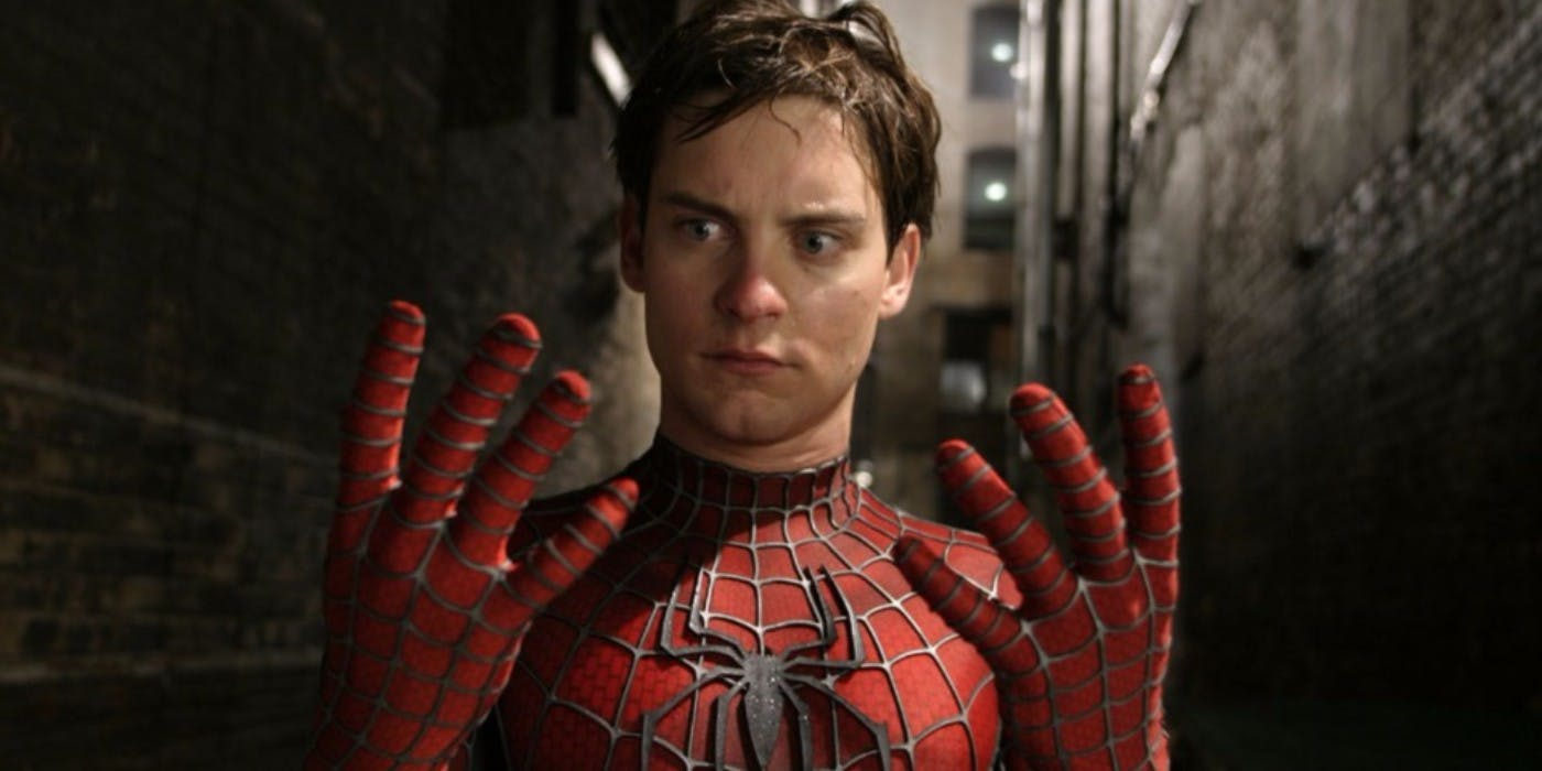 Marvel might be resurrecting Sam Raimi's scrapped Spider-Man 4 as a comic