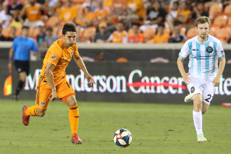 MLS: U.S. Open Cup-Austin Bold at Houston Dynamo