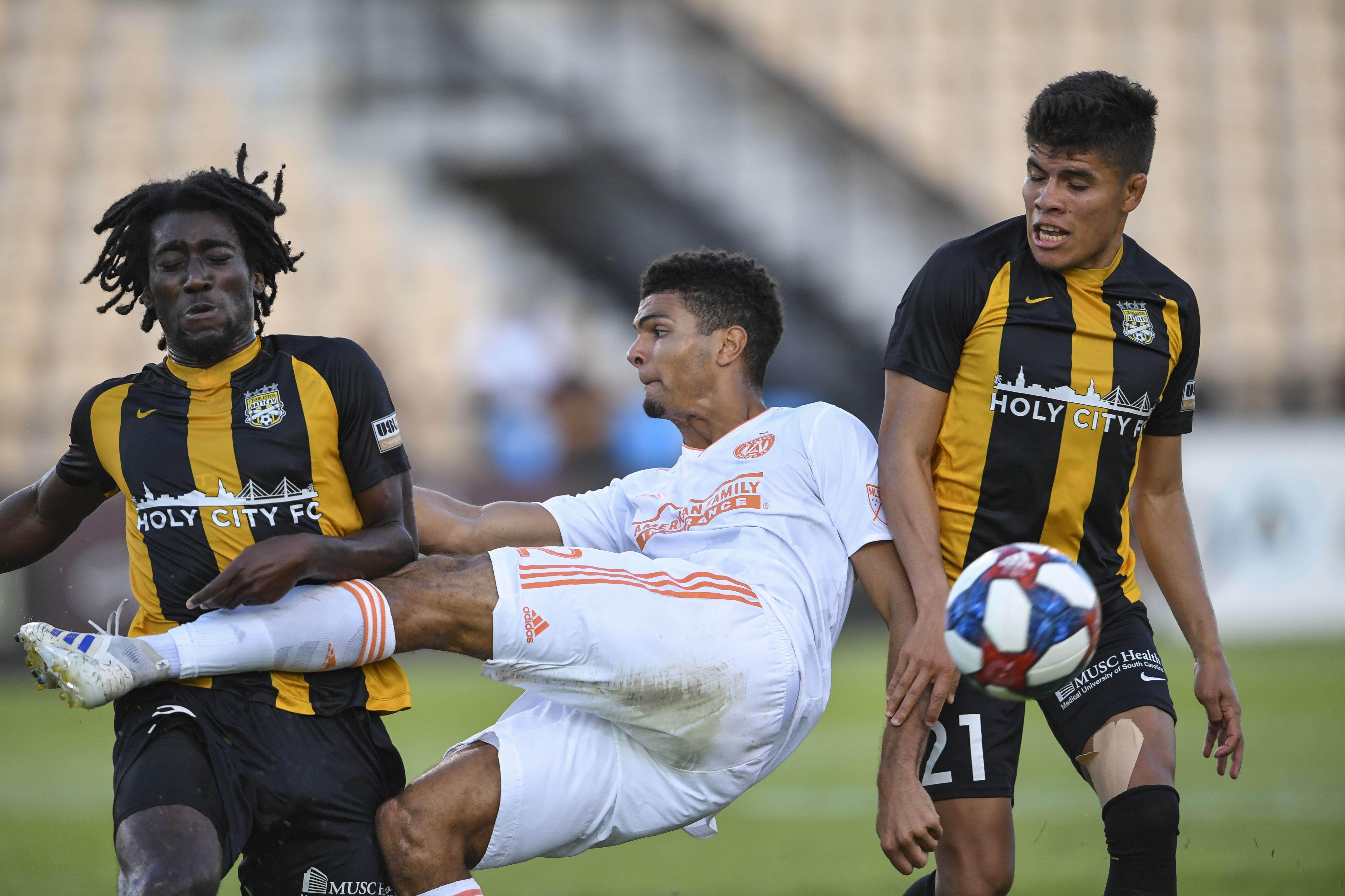 MLS: U.S. Open Cup-Charleston Battery at Atlanta United