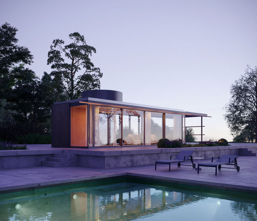 Soon you can buy a replica of Richard Neutra's midcentury glass penthouse