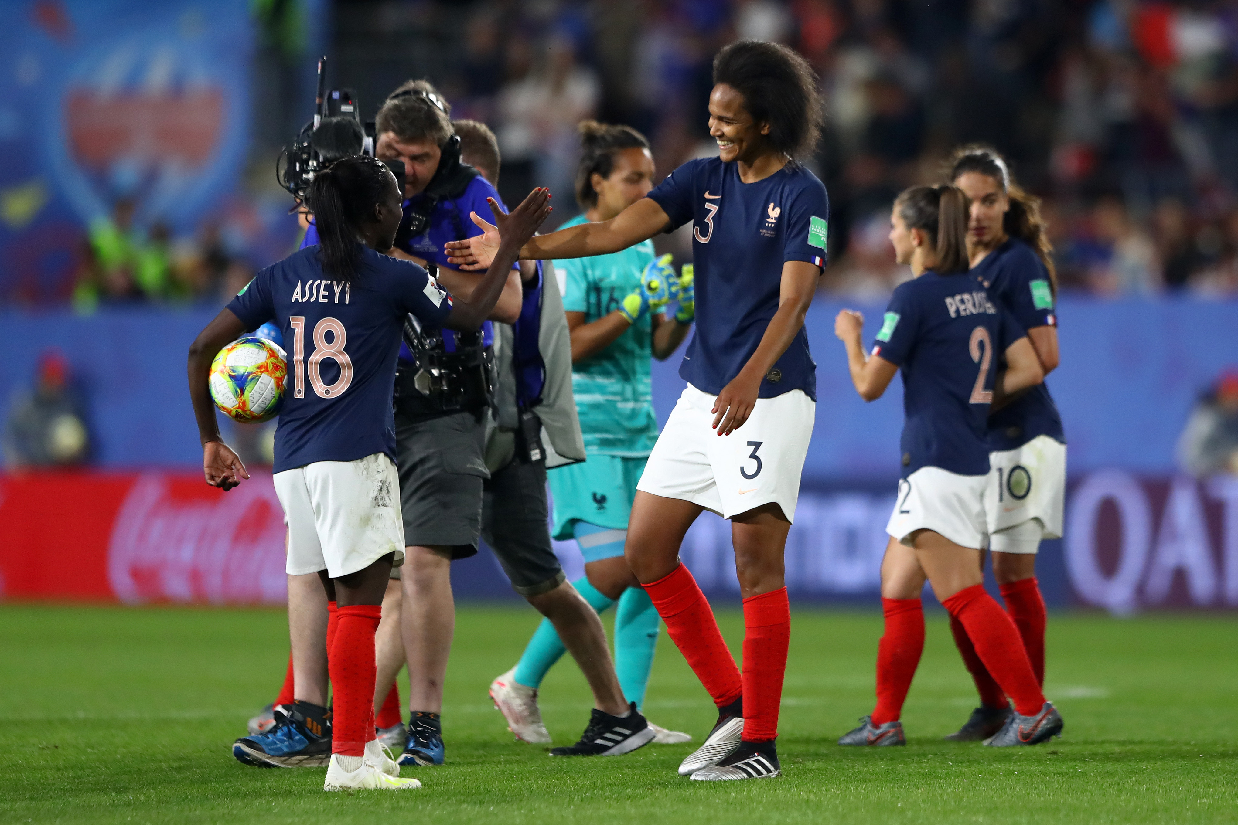 Nigeria v France: Group A - 2019 FIFA Women's World Cup France