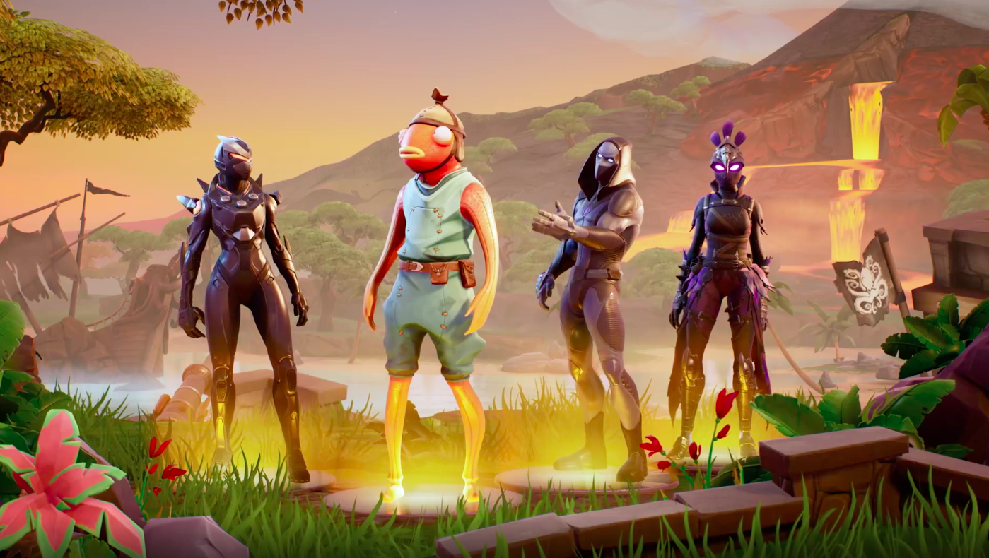 The first official Fortnite cartoon is a sign of things to come