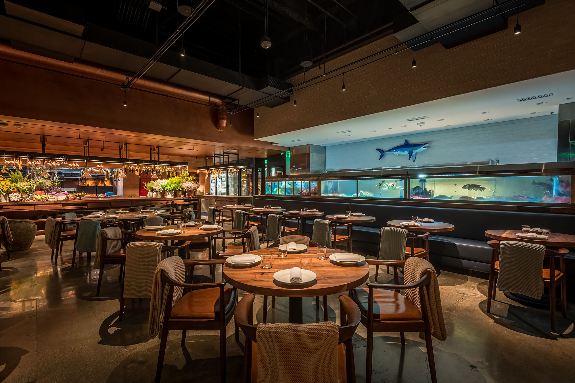 Angler Is LA's New Fire-Kissed Seafood Mecca from One of the Bay Area's Best Chefs