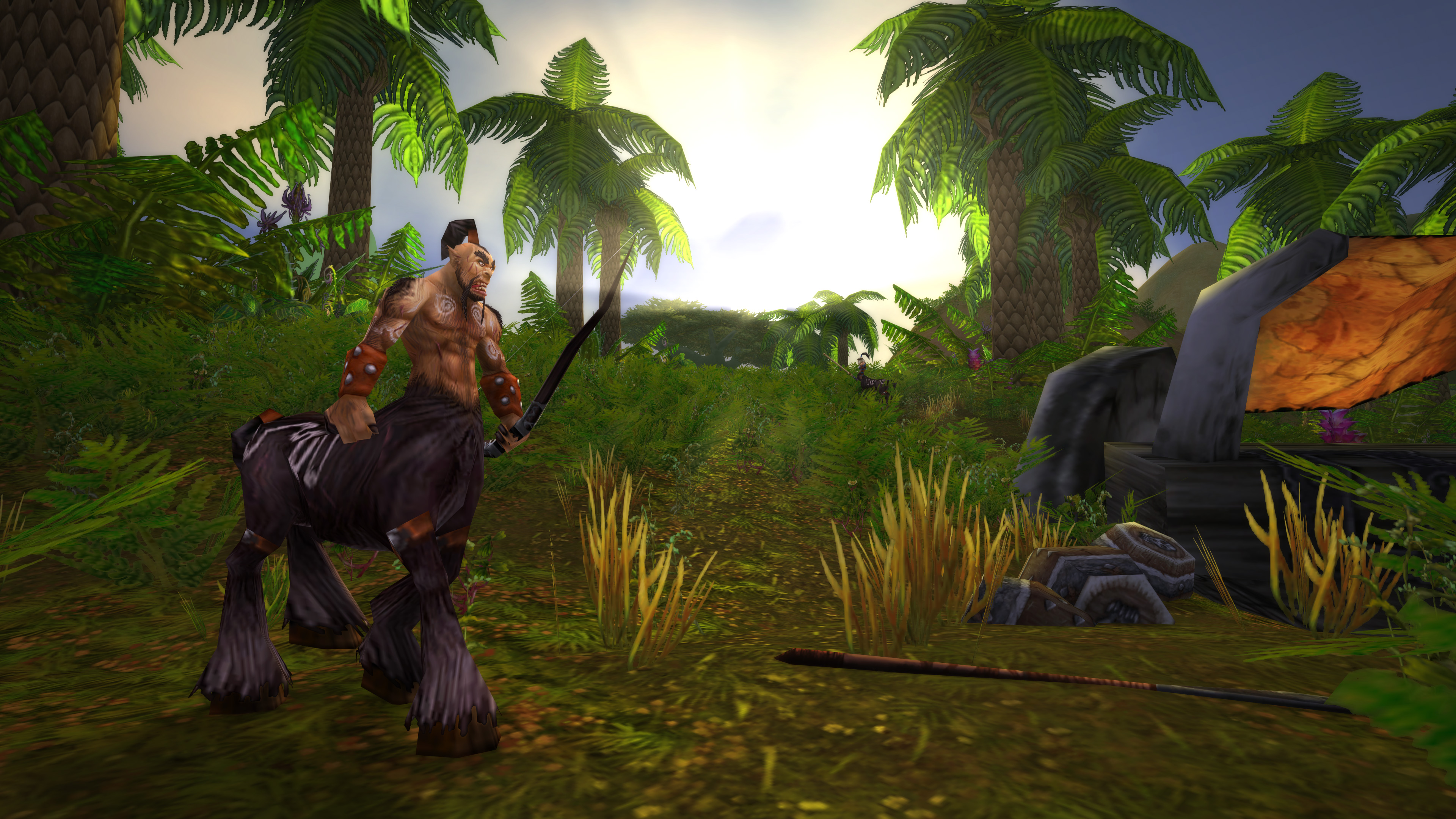 Everyone's getting a chance to try World of Warcraft Classic during a stress test