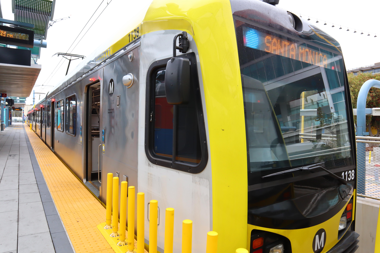 Expo Line to Santa Monica