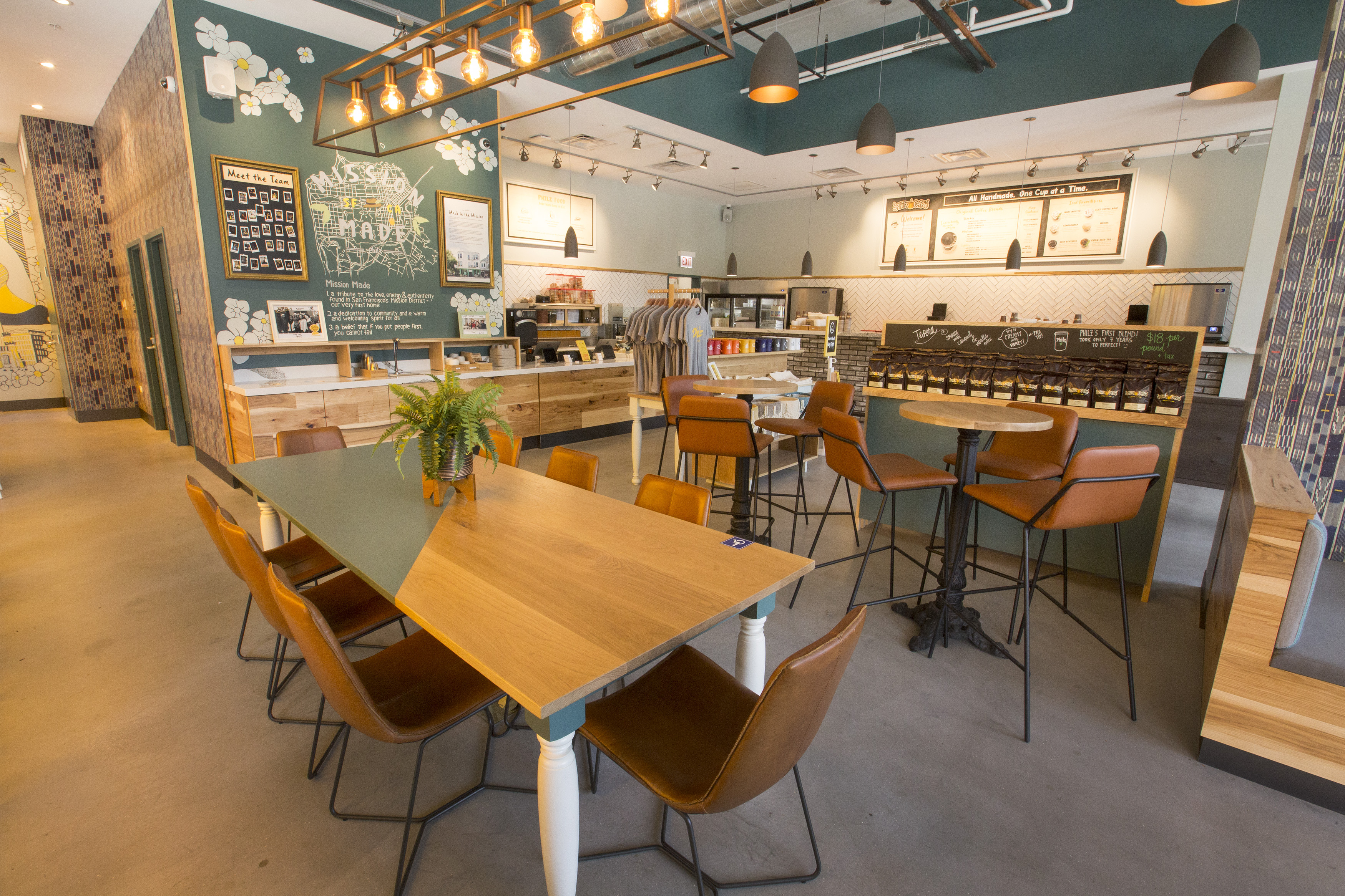 Inside This Bay Area Coffee Chain's Effort to Win Over Wicker Park