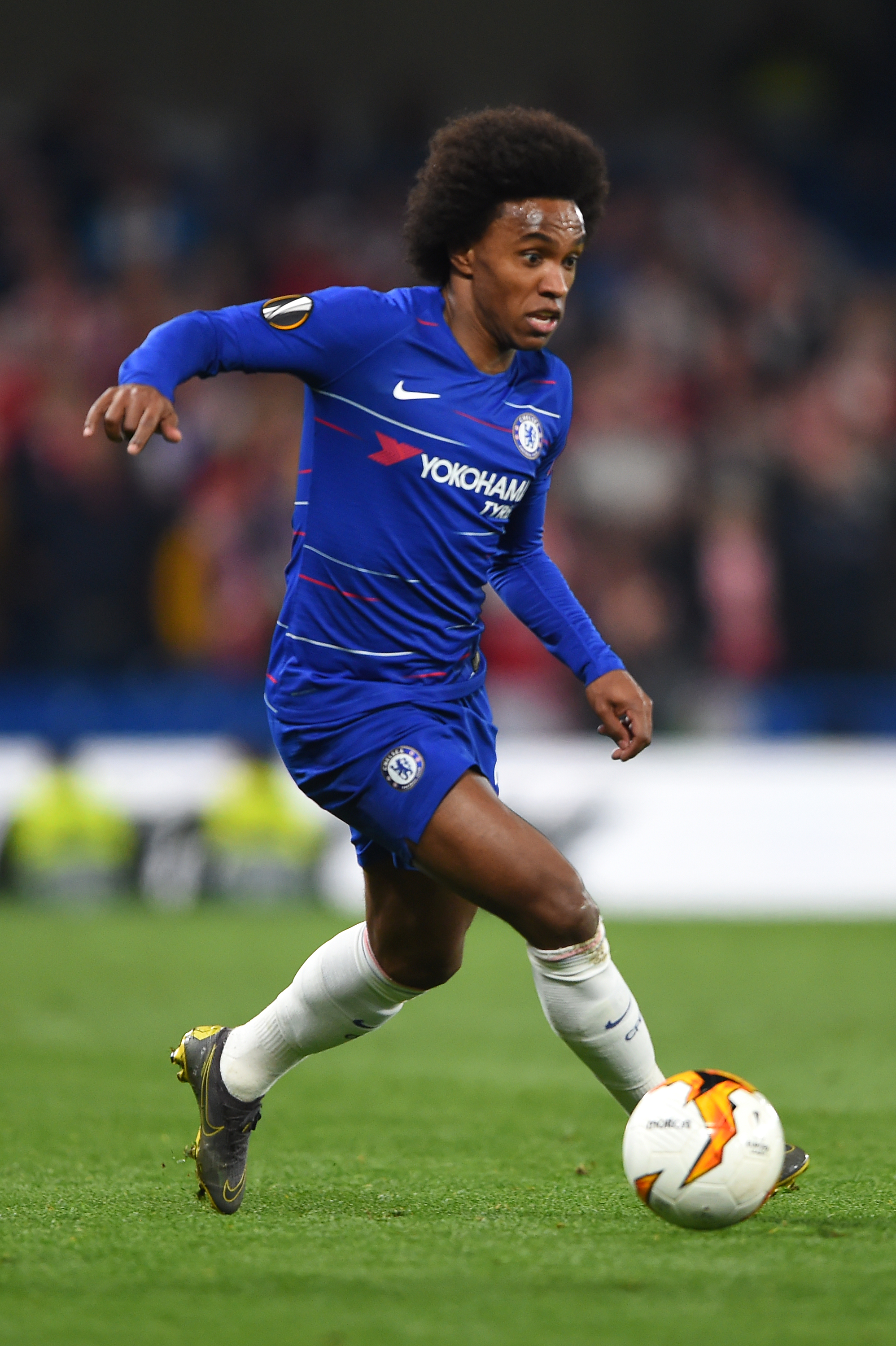 Chelsea reject bids from Atlético Madrid, Barcelona for Willian — report