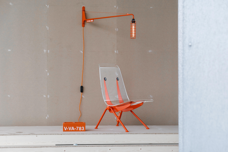 Virgil Abloh reimagines Vitra furniture