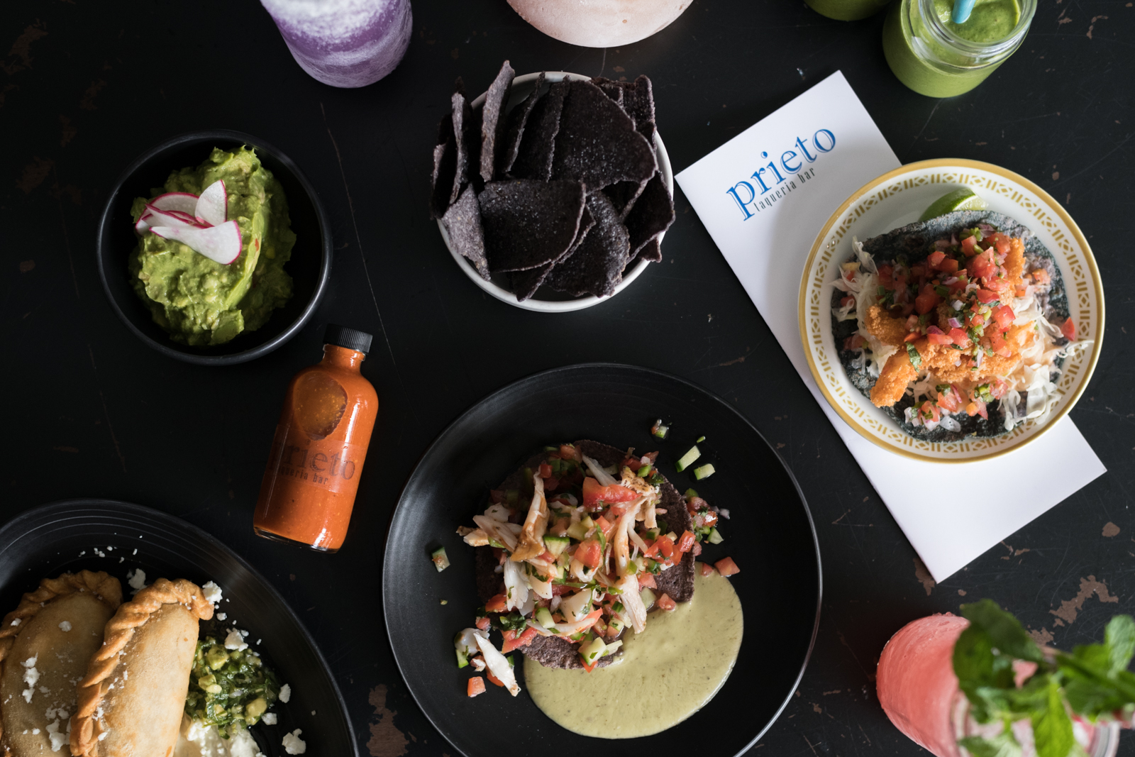 Prieto Is Lyn/Lake's New Taco Obsession From a Chef Embracing the Beauty of Doing Less