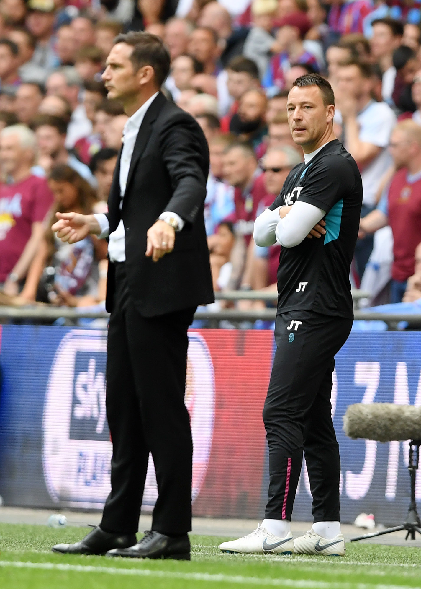 Derby County 'to consider' John Terry as Frank Lampard replacement — report