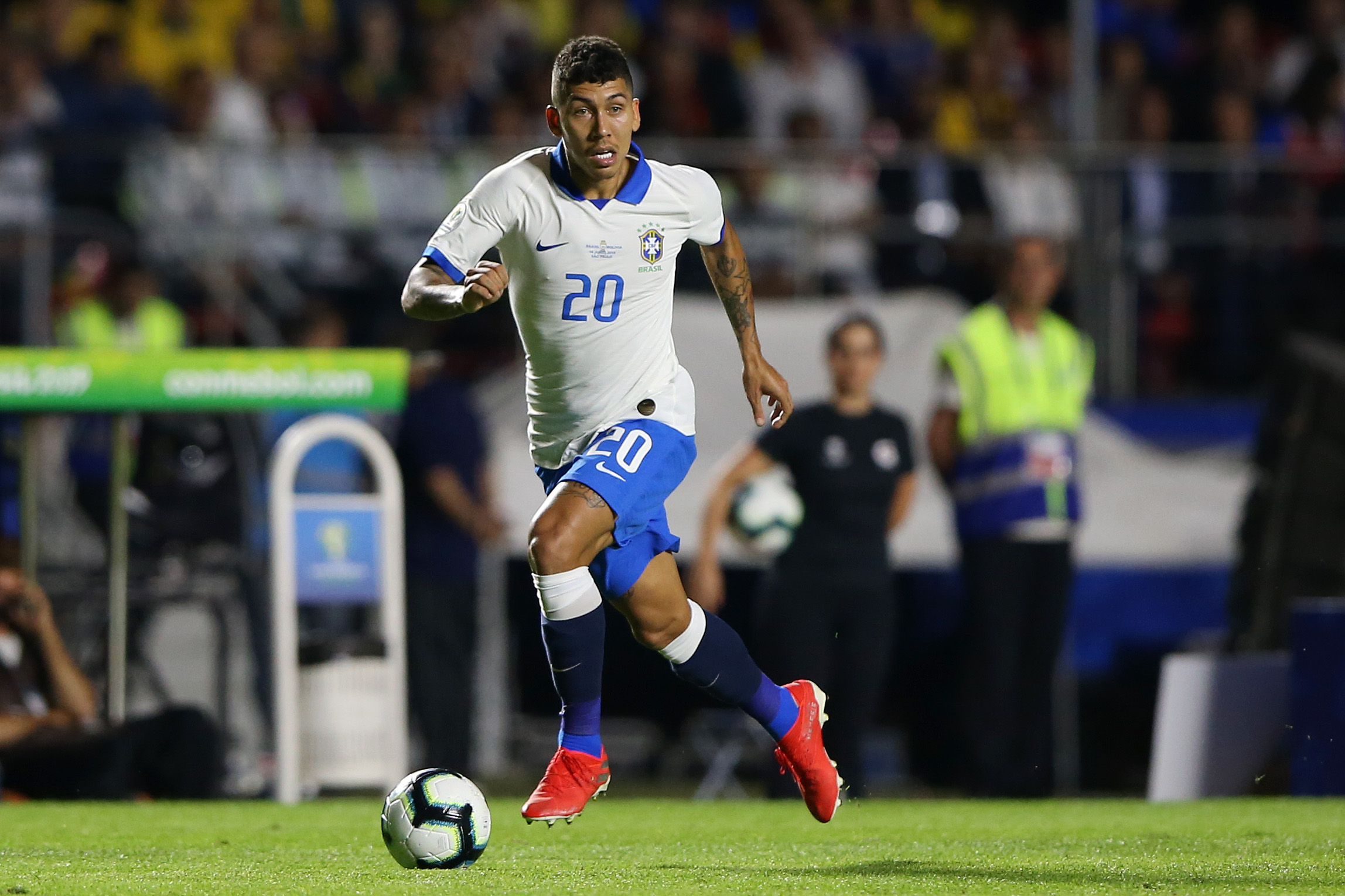 Liverpool Internationals Watch: Alisson, Firmino, Salah All Feature
