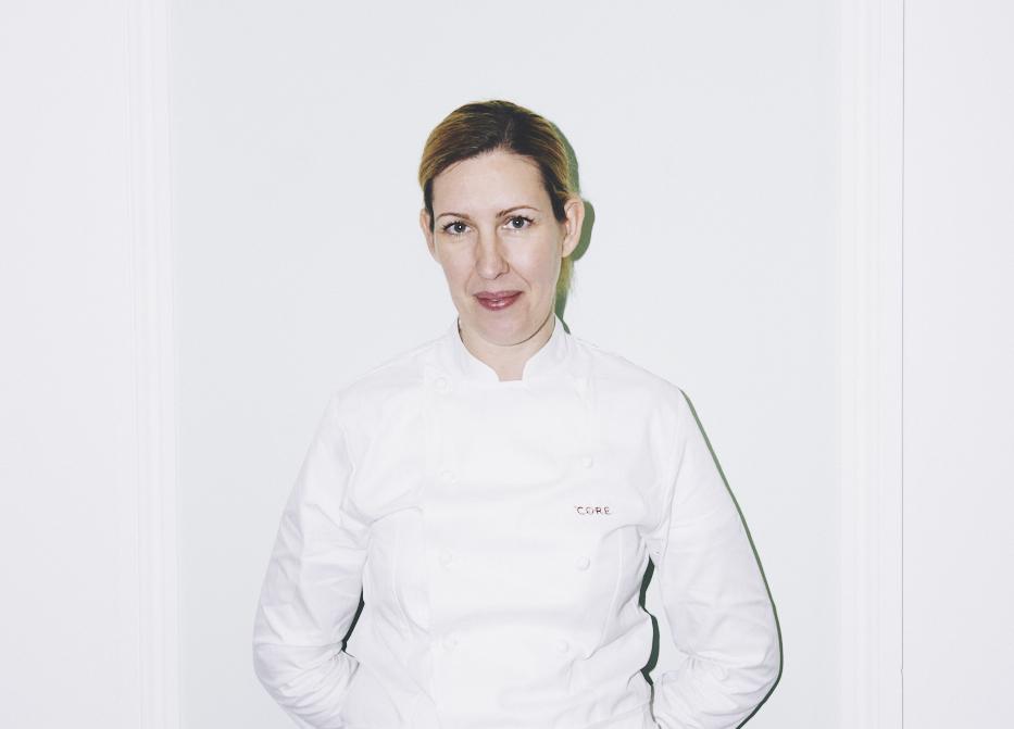 Core's Clare Smyth, London's newest michlein-starred restaurant
