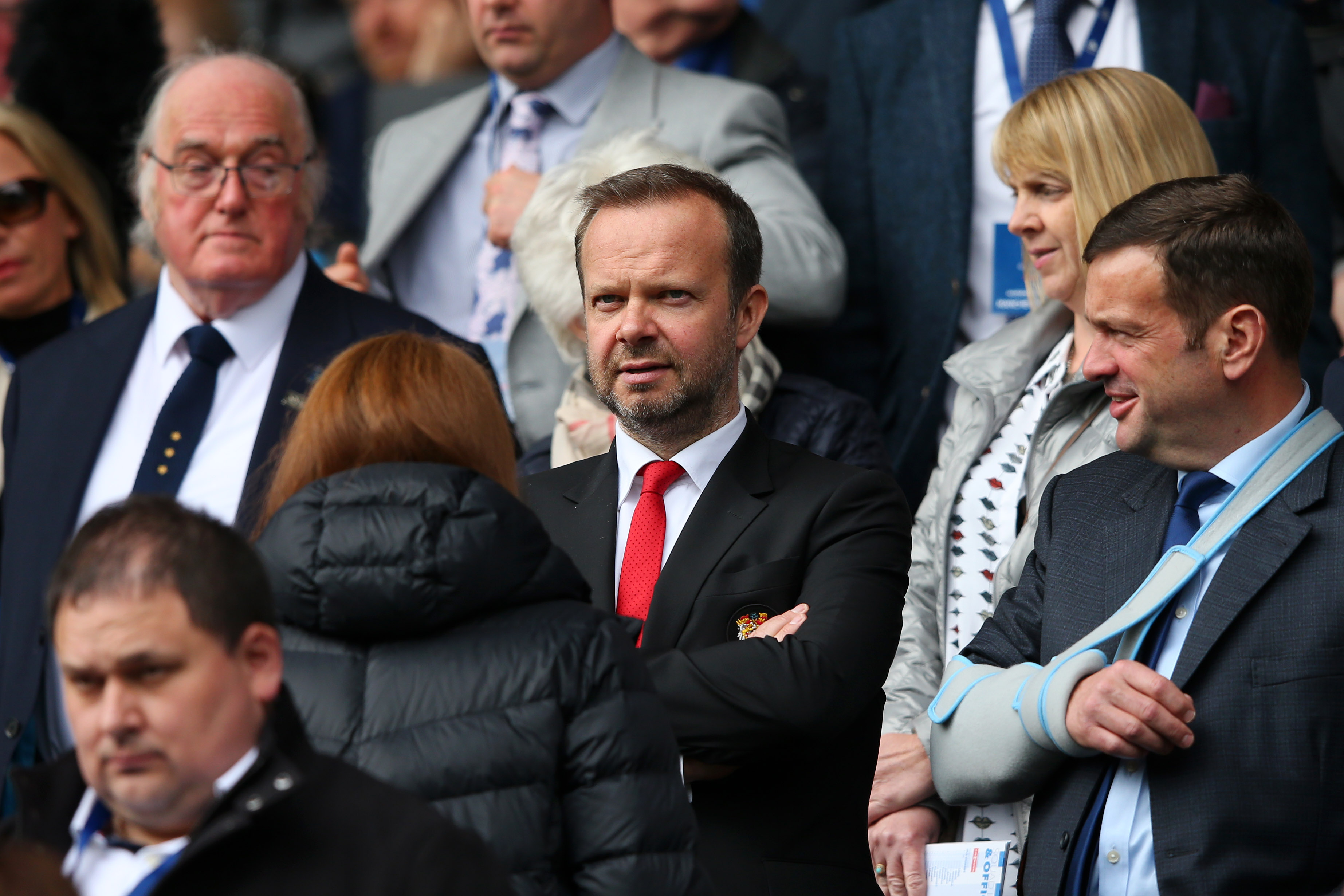 Ed Woodward is at it again