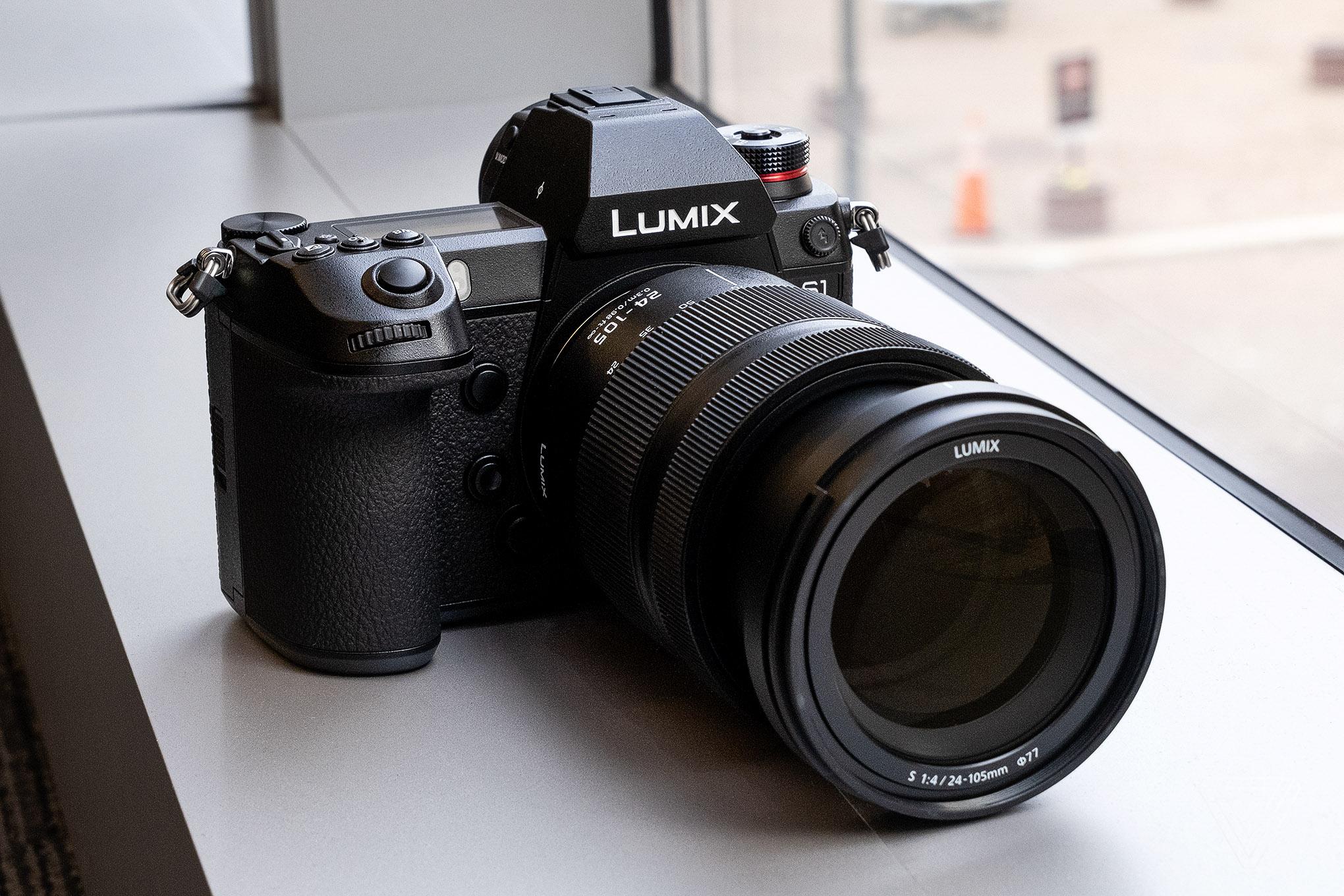 Panasonic Lumix S1 review: the mirrorless heavyweight - The Verge