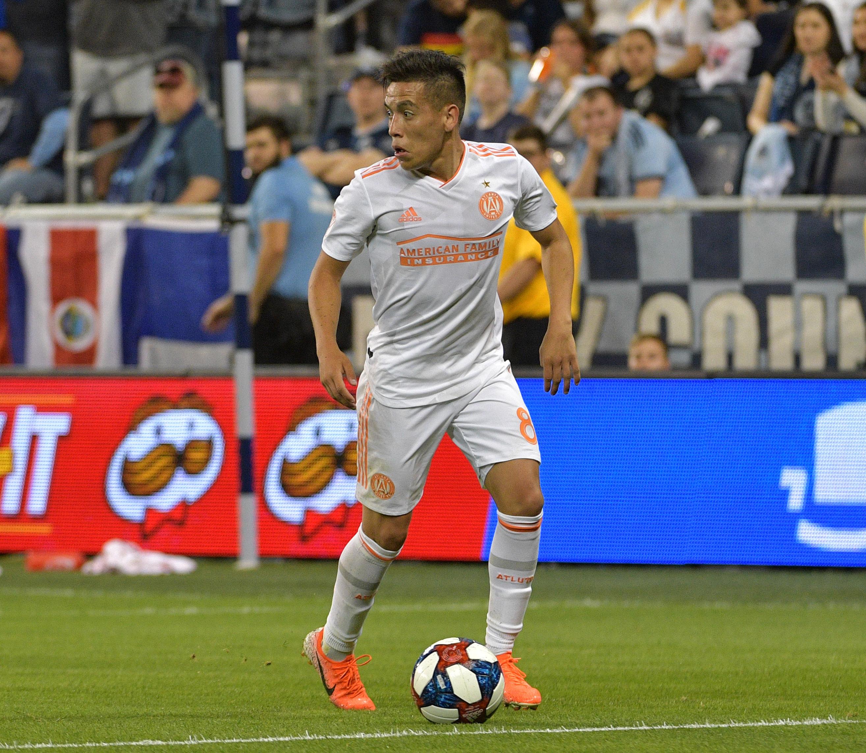MLS: Atlanta United FC at Sporting Kansas City