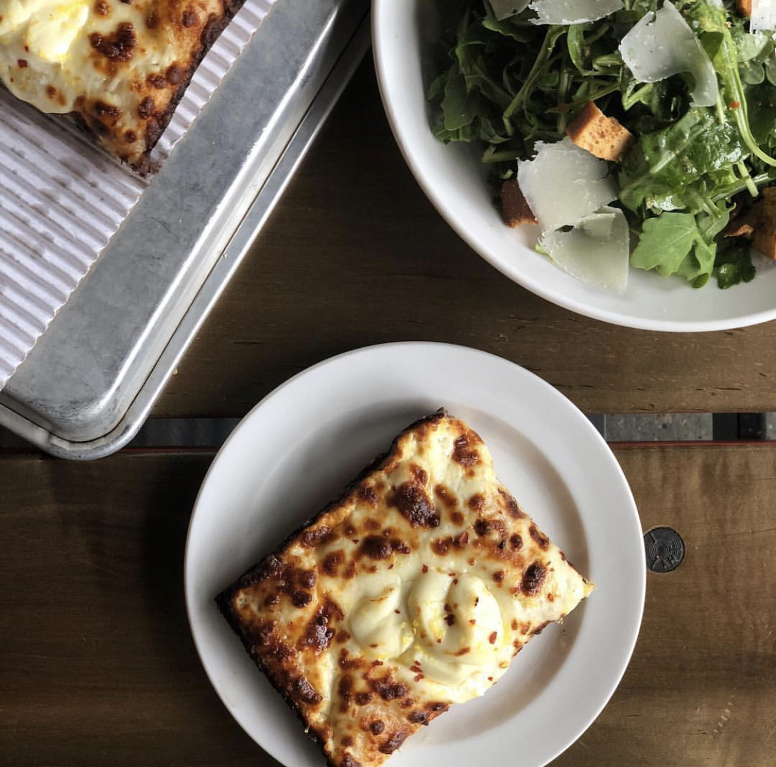 Forthcoming Detroit-Style Pizzeria Prepares to Pop-Up at Fort Street Galley