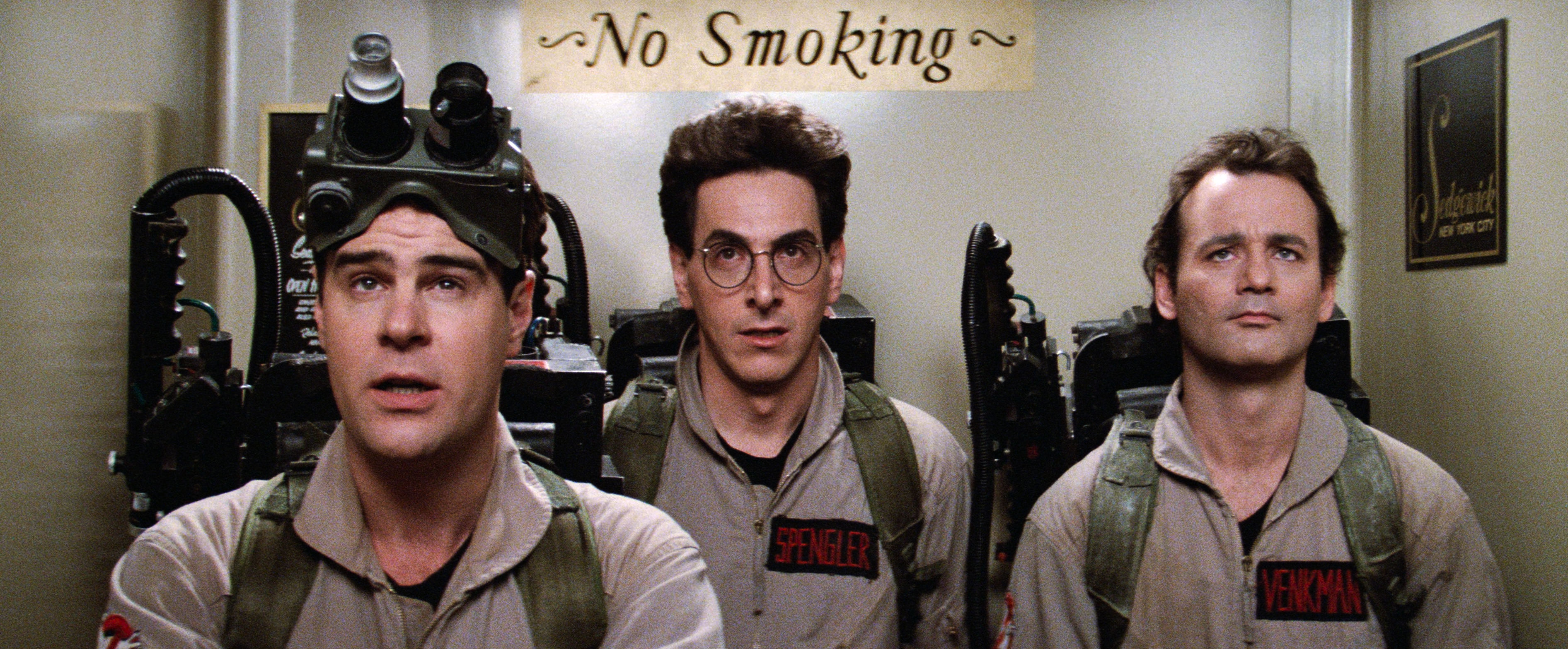 How the director of Ghostbusters crossed the streams of politics and comedy