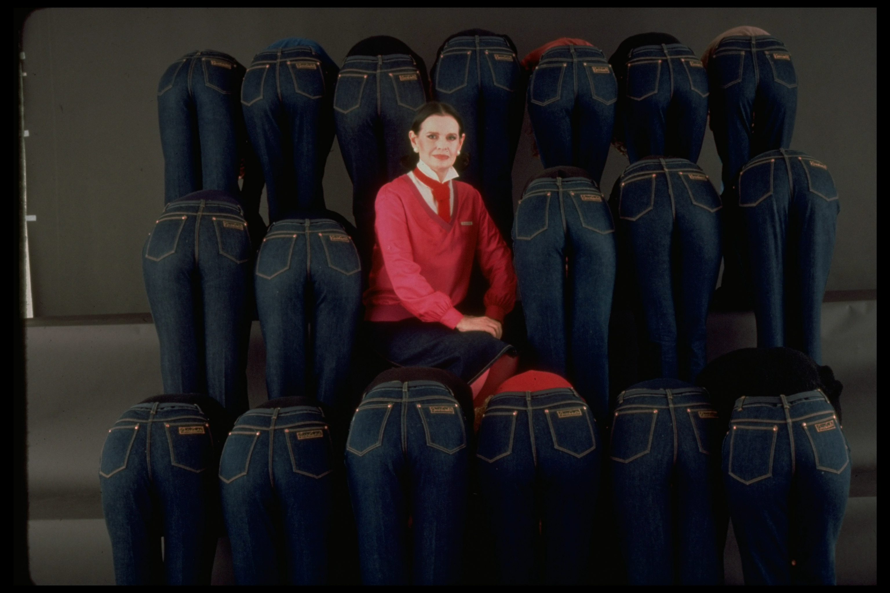 Gloria Vanderbilt changed how we feel about jeans