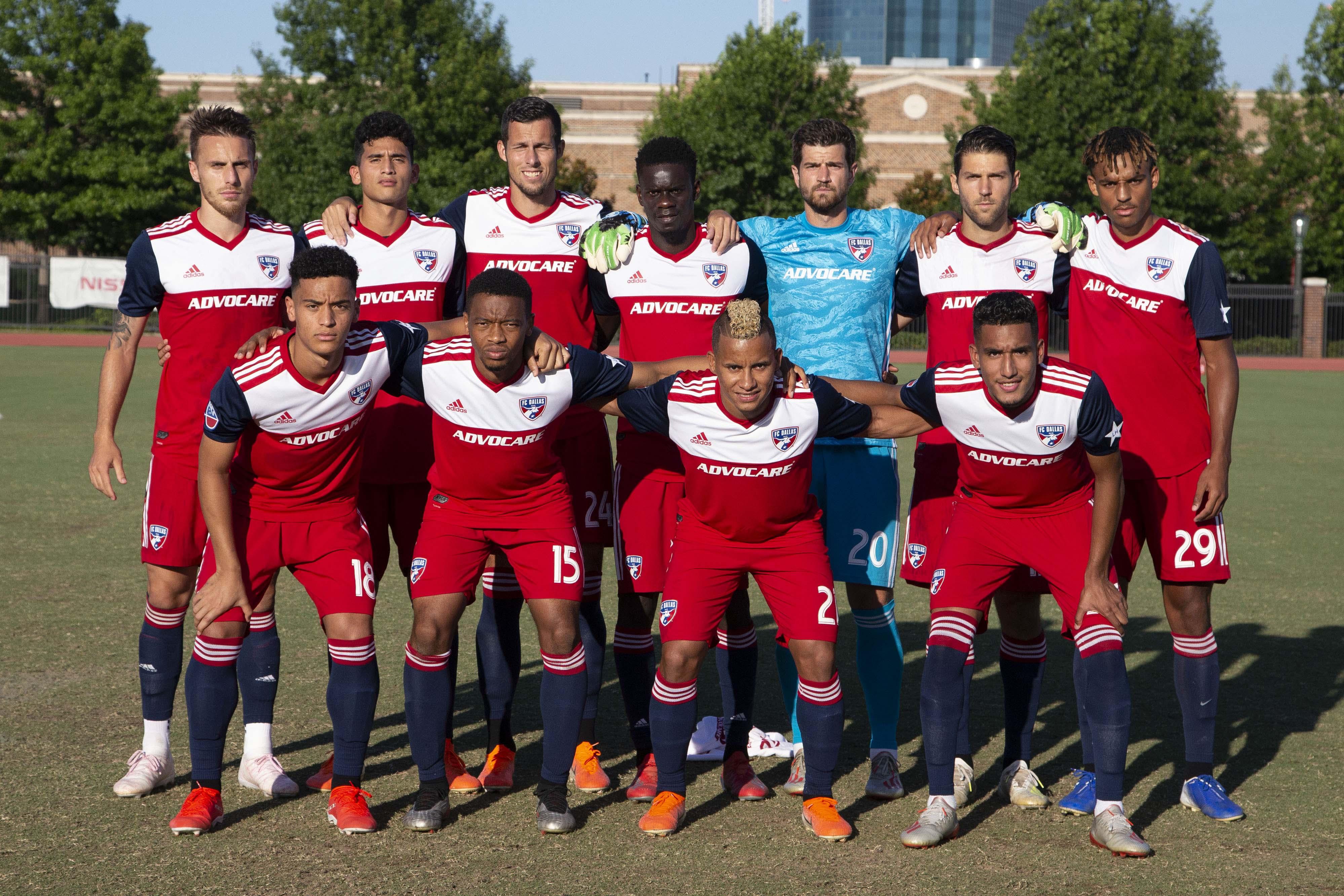 MLS: U.S. Open Cup-OKC Energy at FC Dallas