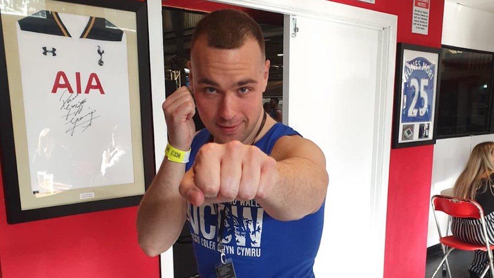 Anthony Ash, gay boxer, Yanko, proposal, marriage, engagement