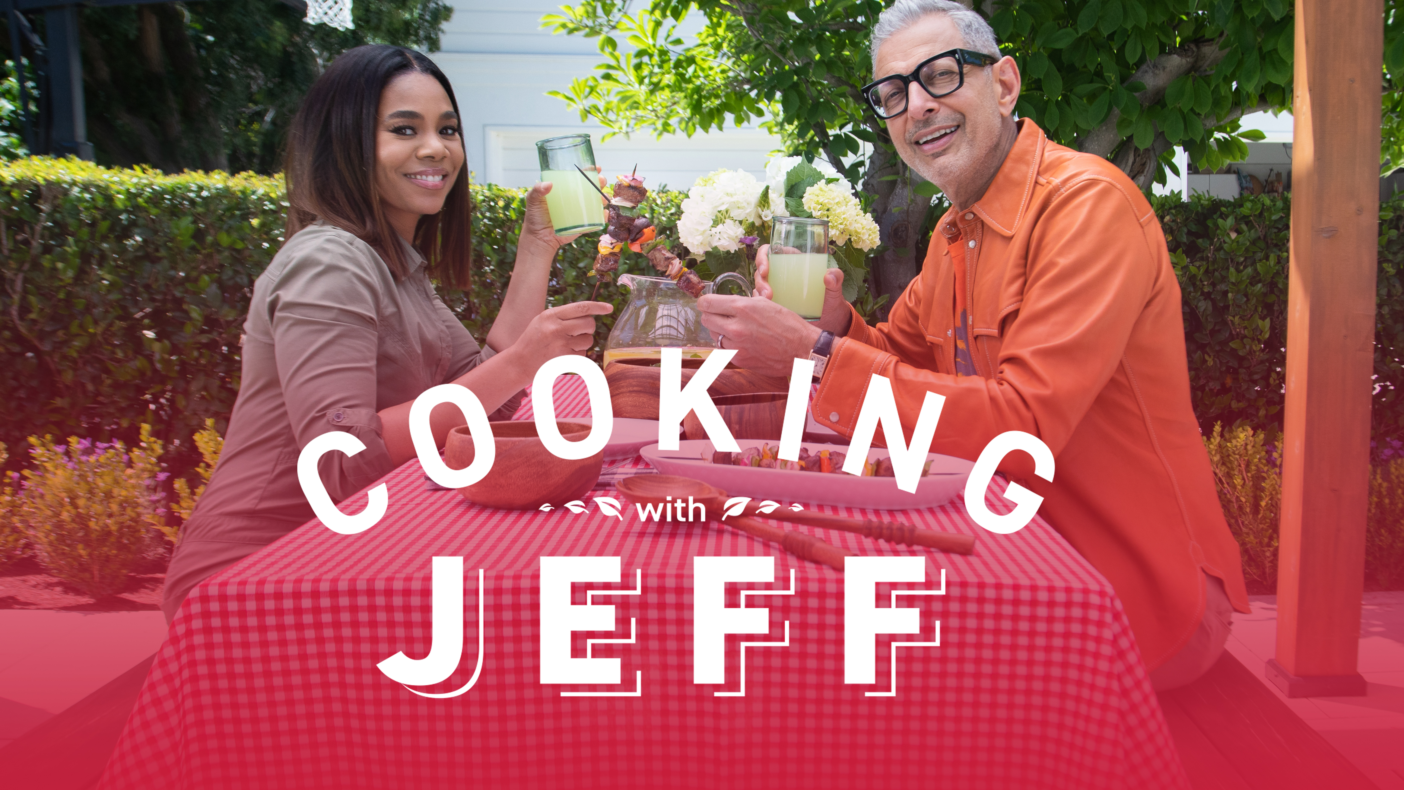 Funny Or Die Cooking With Jeff Jeff Goldblum Regina Hall