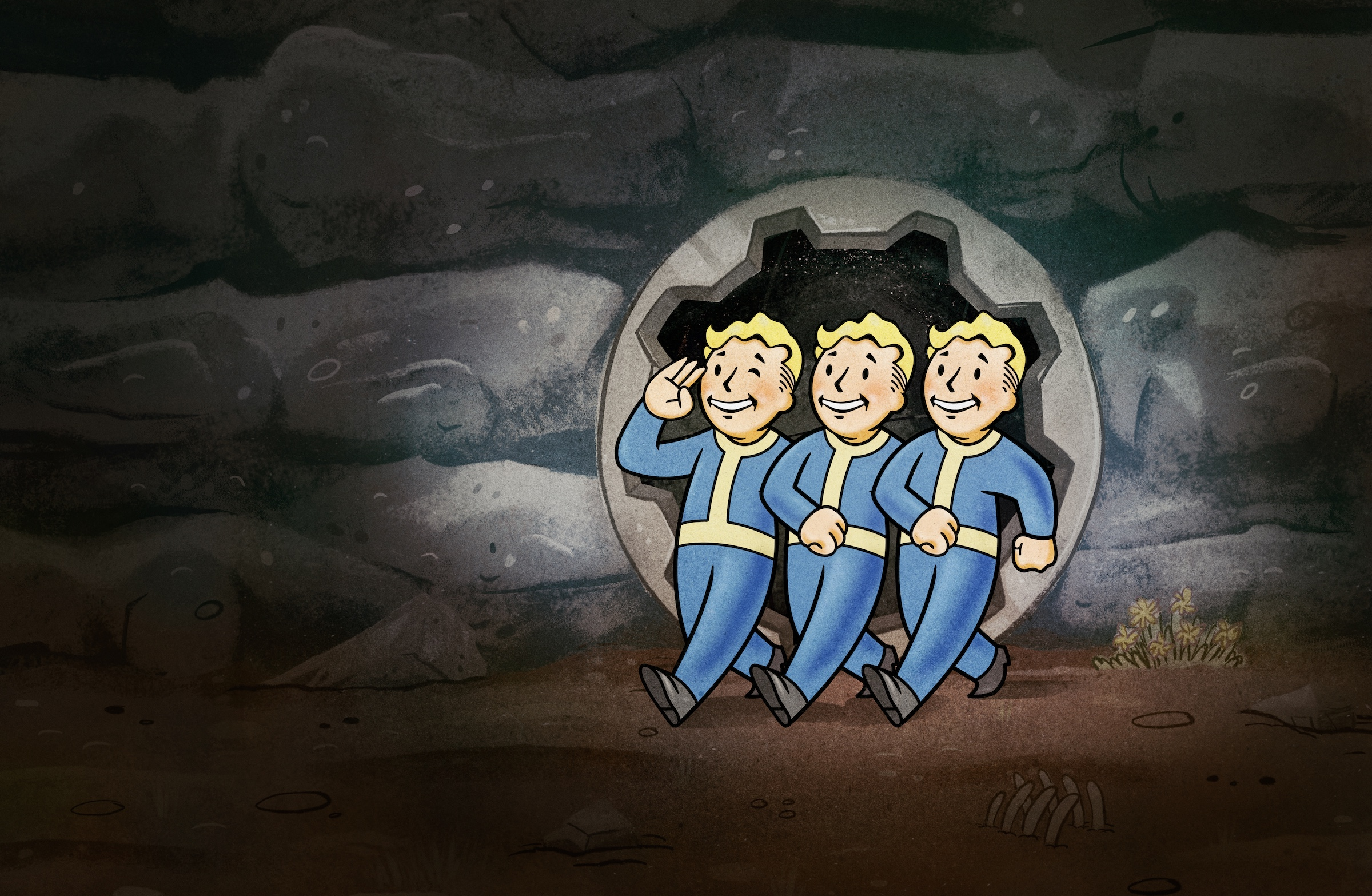 The hardest thing you can do in a Fallout game is unexpected