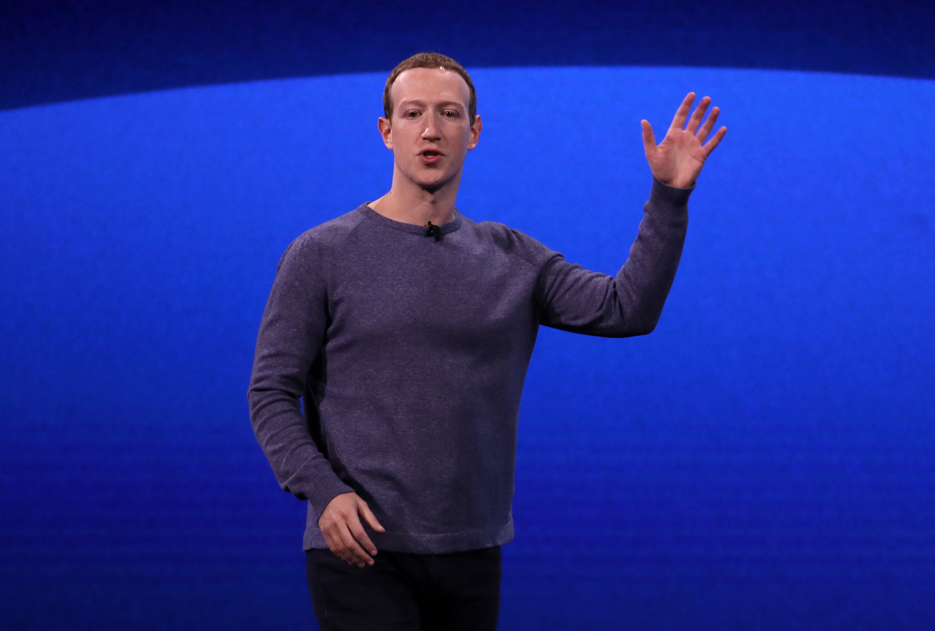 Facebook employees are not as happy with Mark Zuckerberg as they used to be