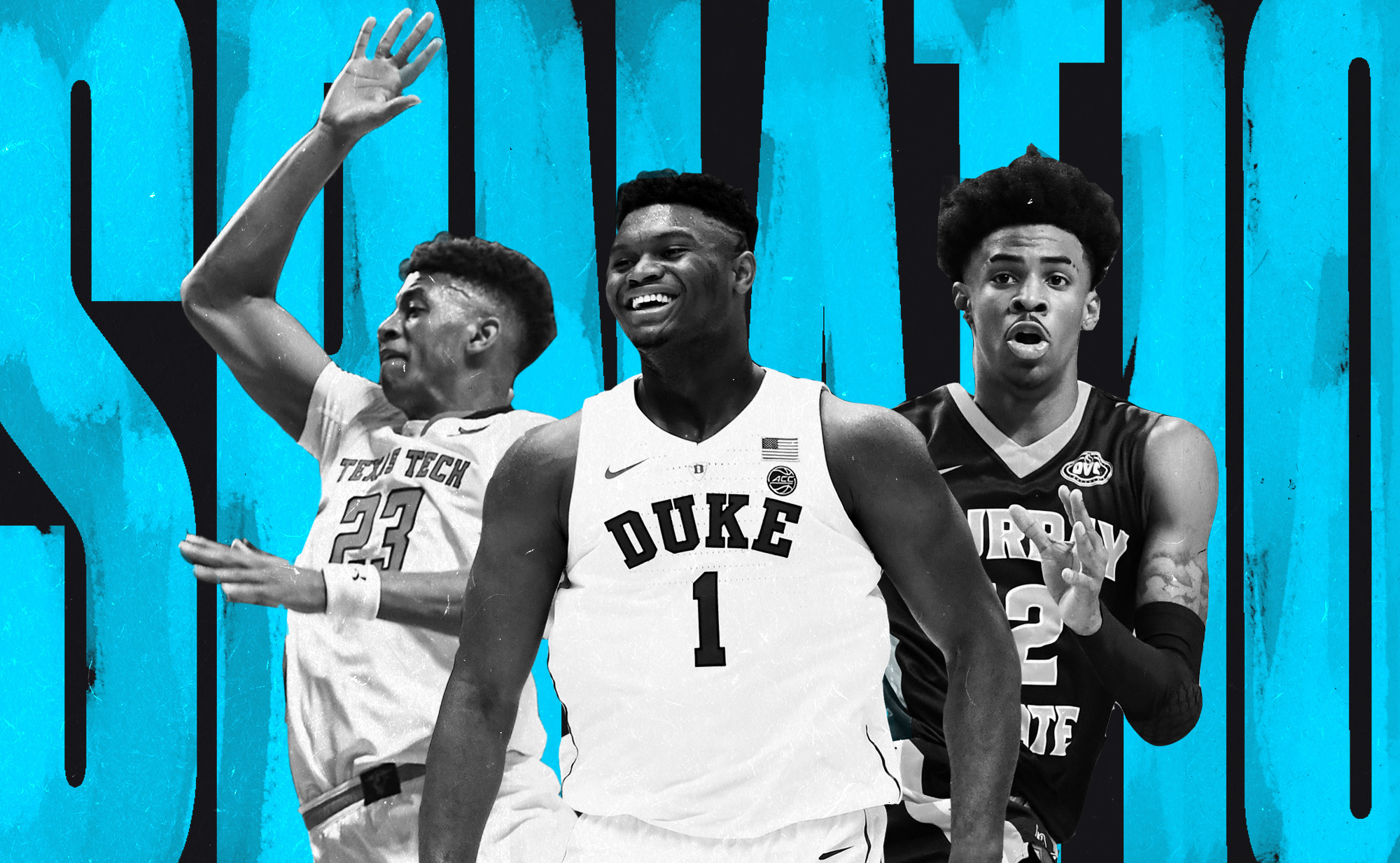 NBA mock draft: Zion Williamson and Ja Morant know where they're going. Then it gets interesting