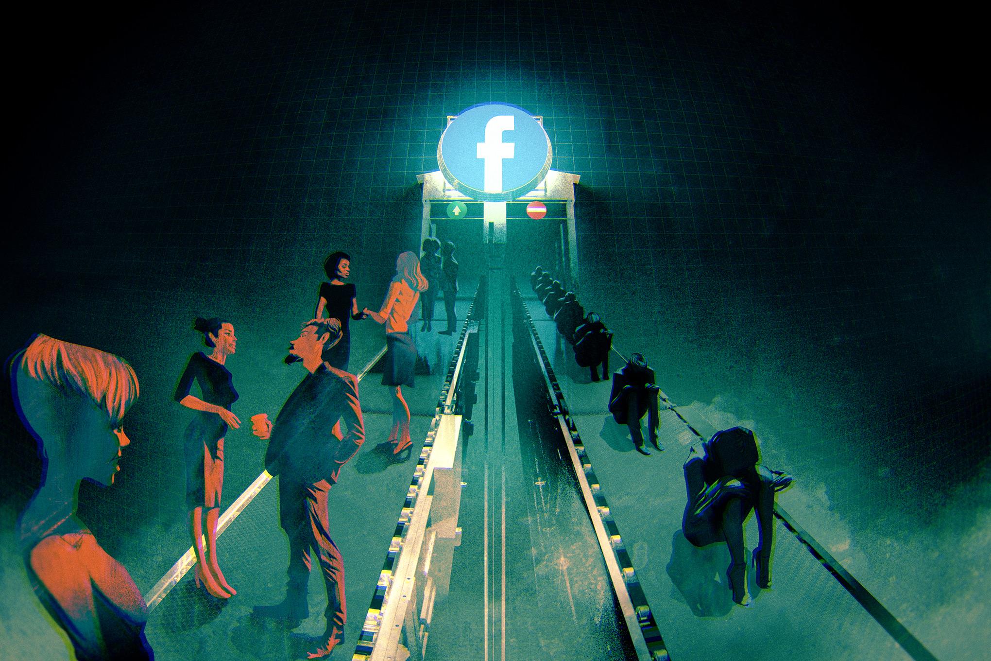 Facebook moderators break their NDAs to expose desperate