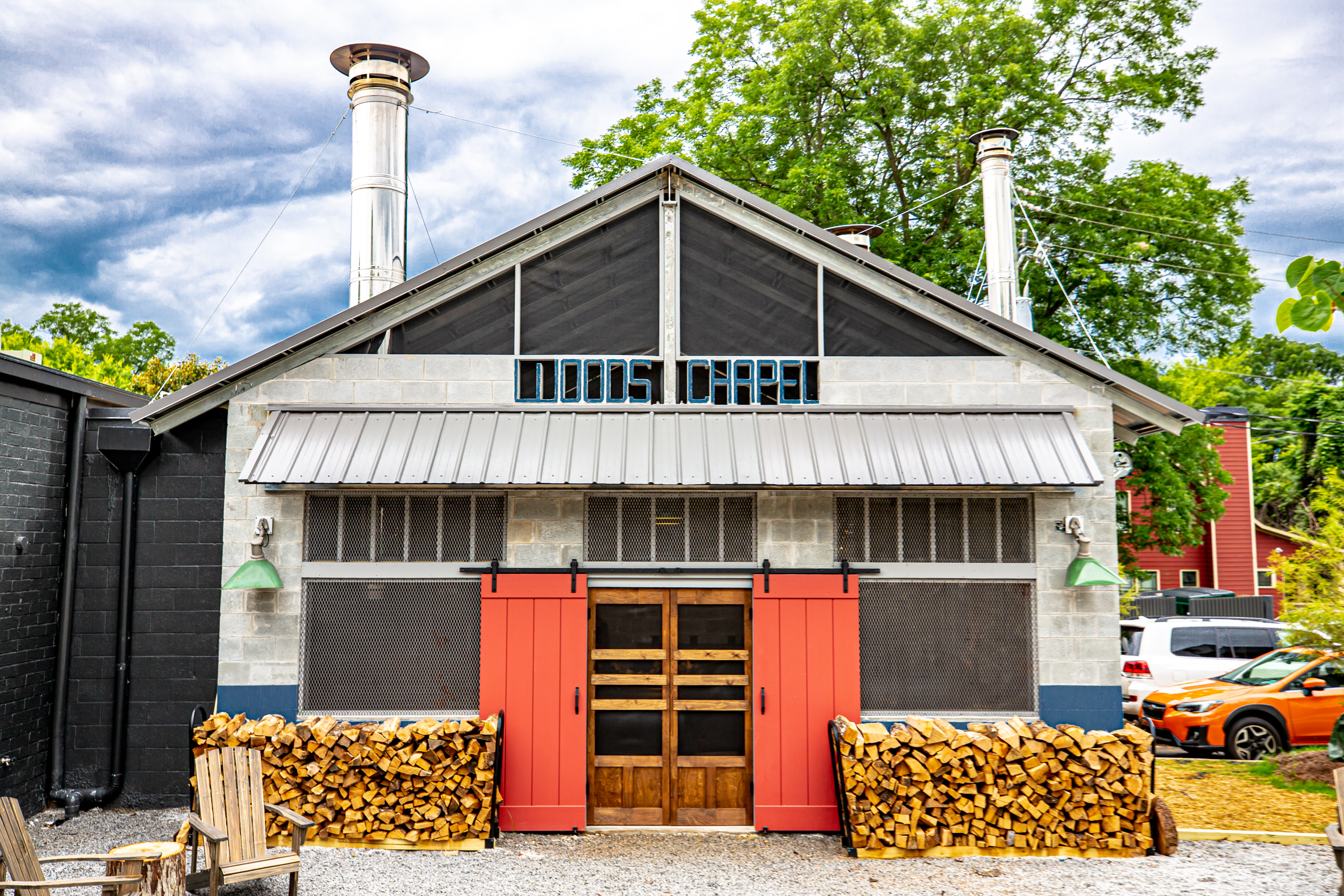 Peek Inside Wood's Chapel, Bringing Barbecue and Chess Pie to Summerhill Today