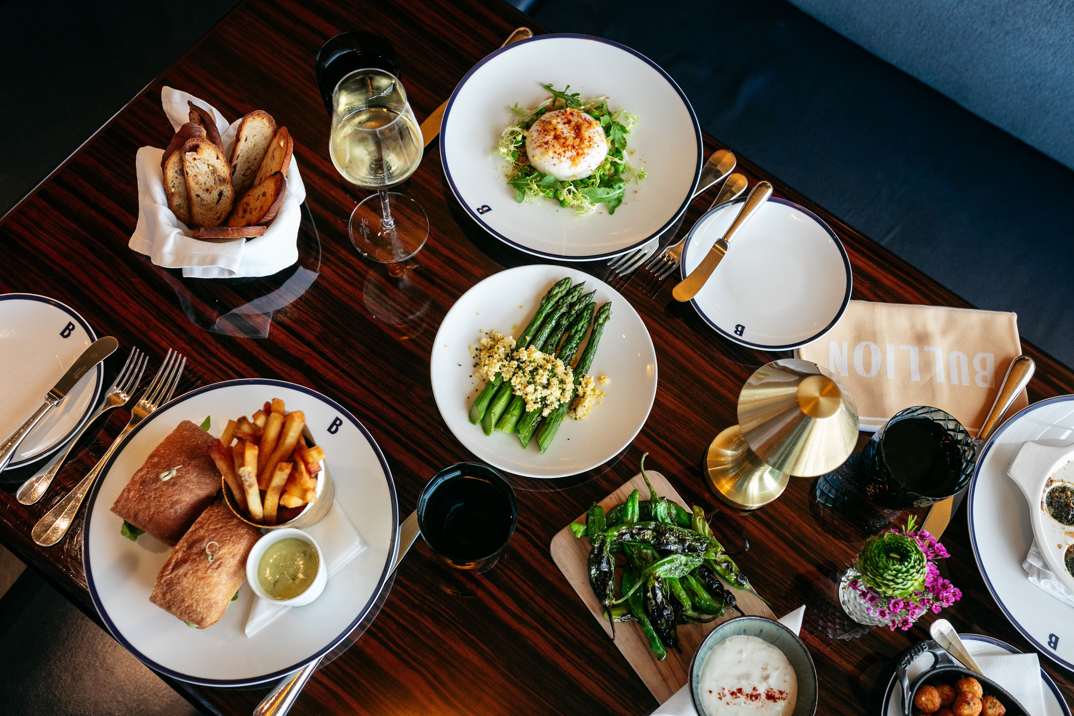 Where to Dine Near the Kay Bailey Hutchison Convention Center