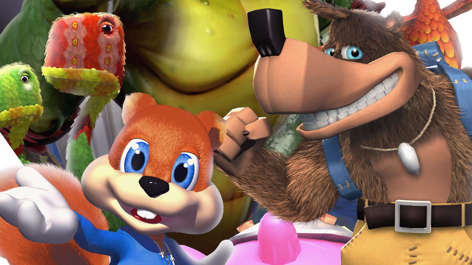 Xbox Game Pass adds Rare Replay, Goat Simulator to close out June