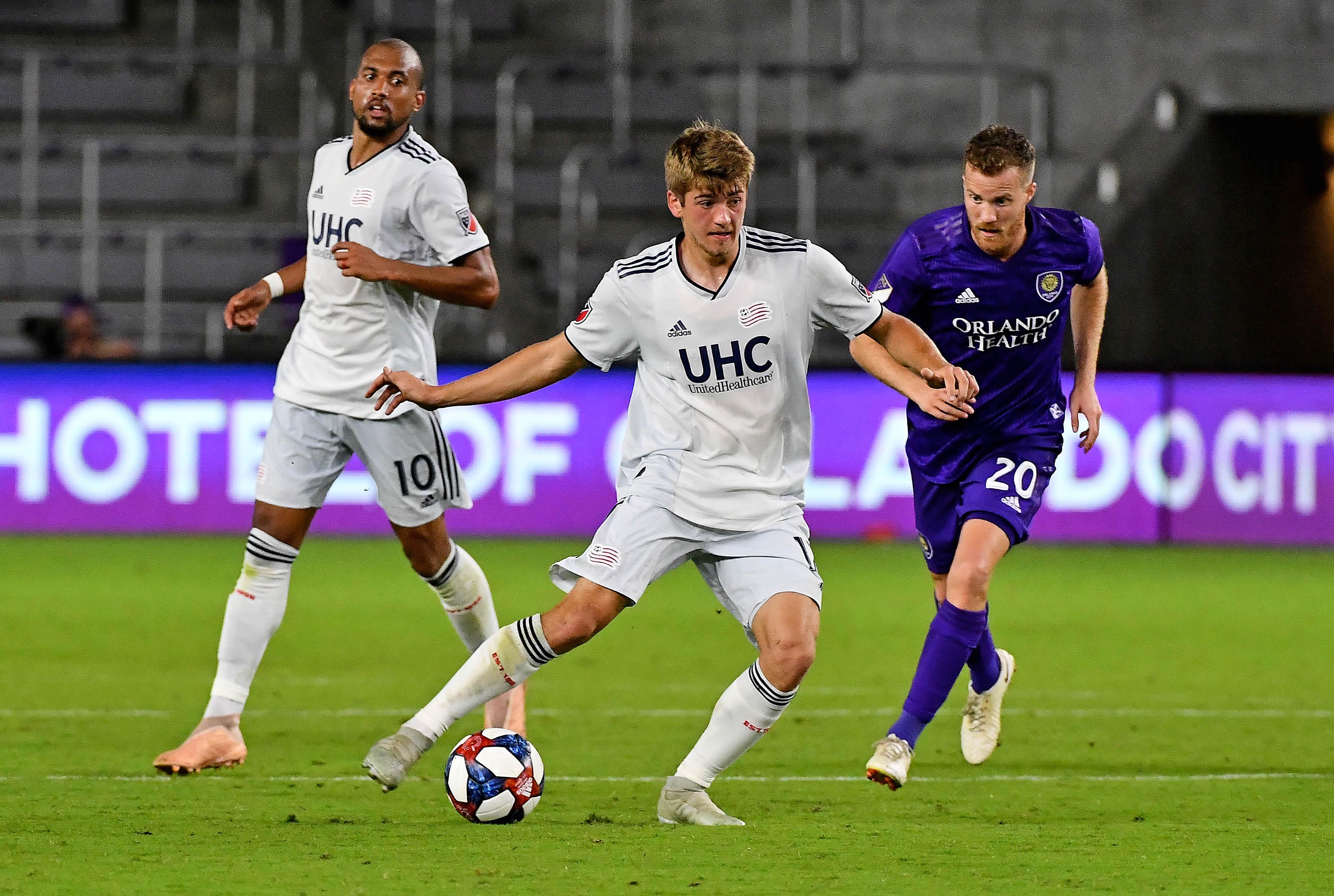 MLS: Orlando City Invitational-New England Revolution at Orlando City SC