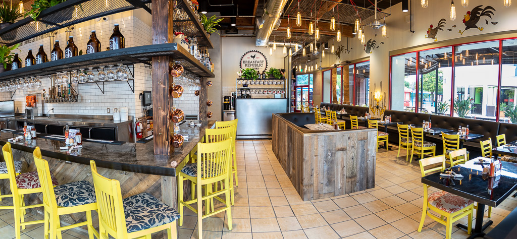 Breakfast Republic Rises Anew in Mission Valley