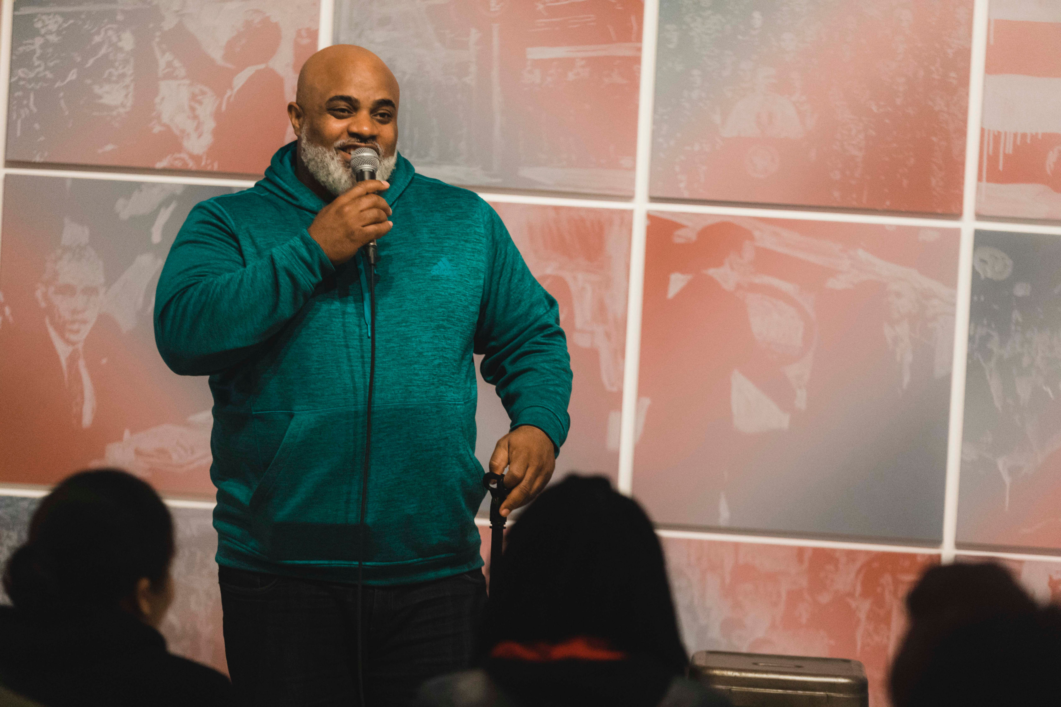 TJ Crawford, founder of Black Culture Week