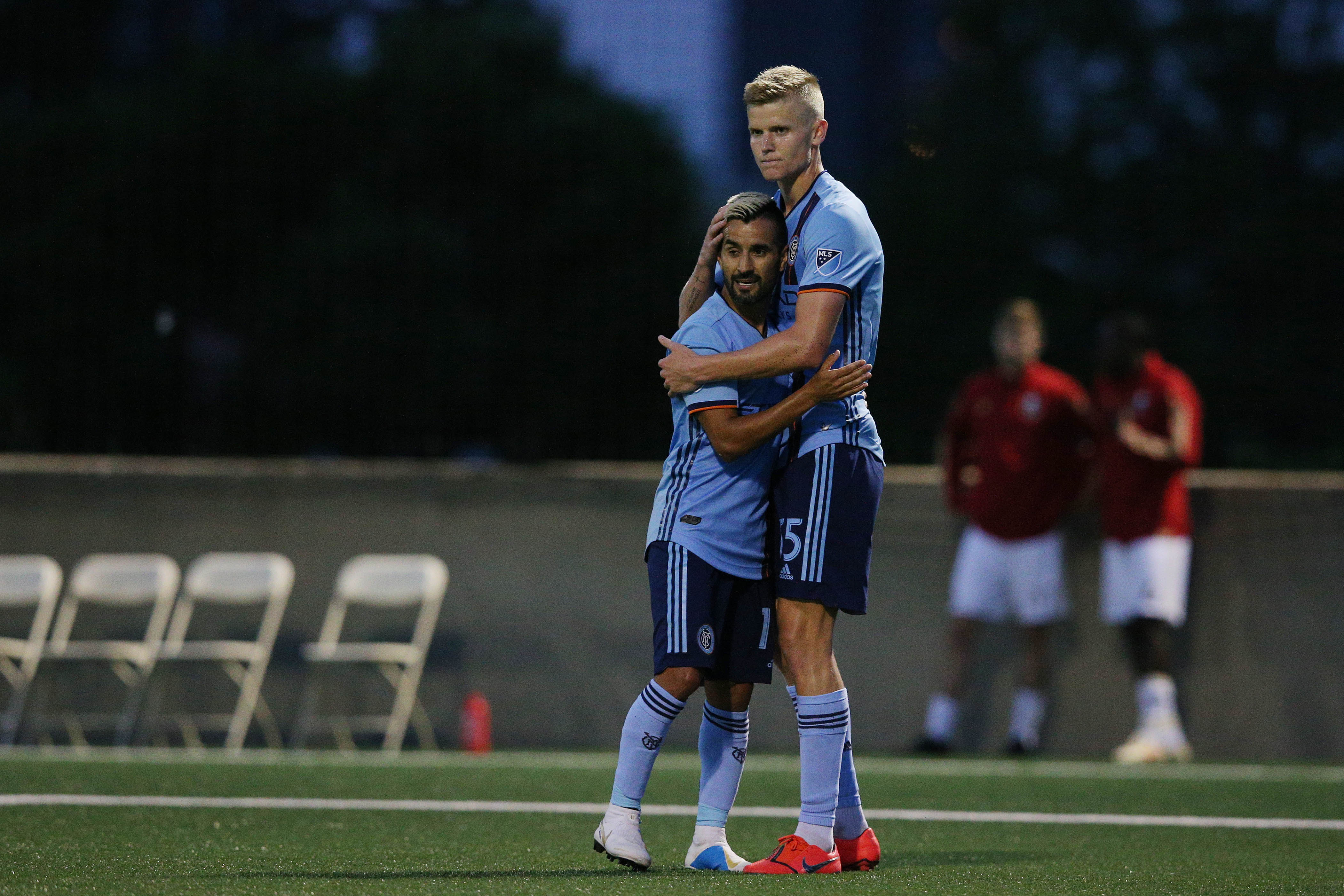 MLS: U.S. Open Cup-North Carolina FC at NYCFC