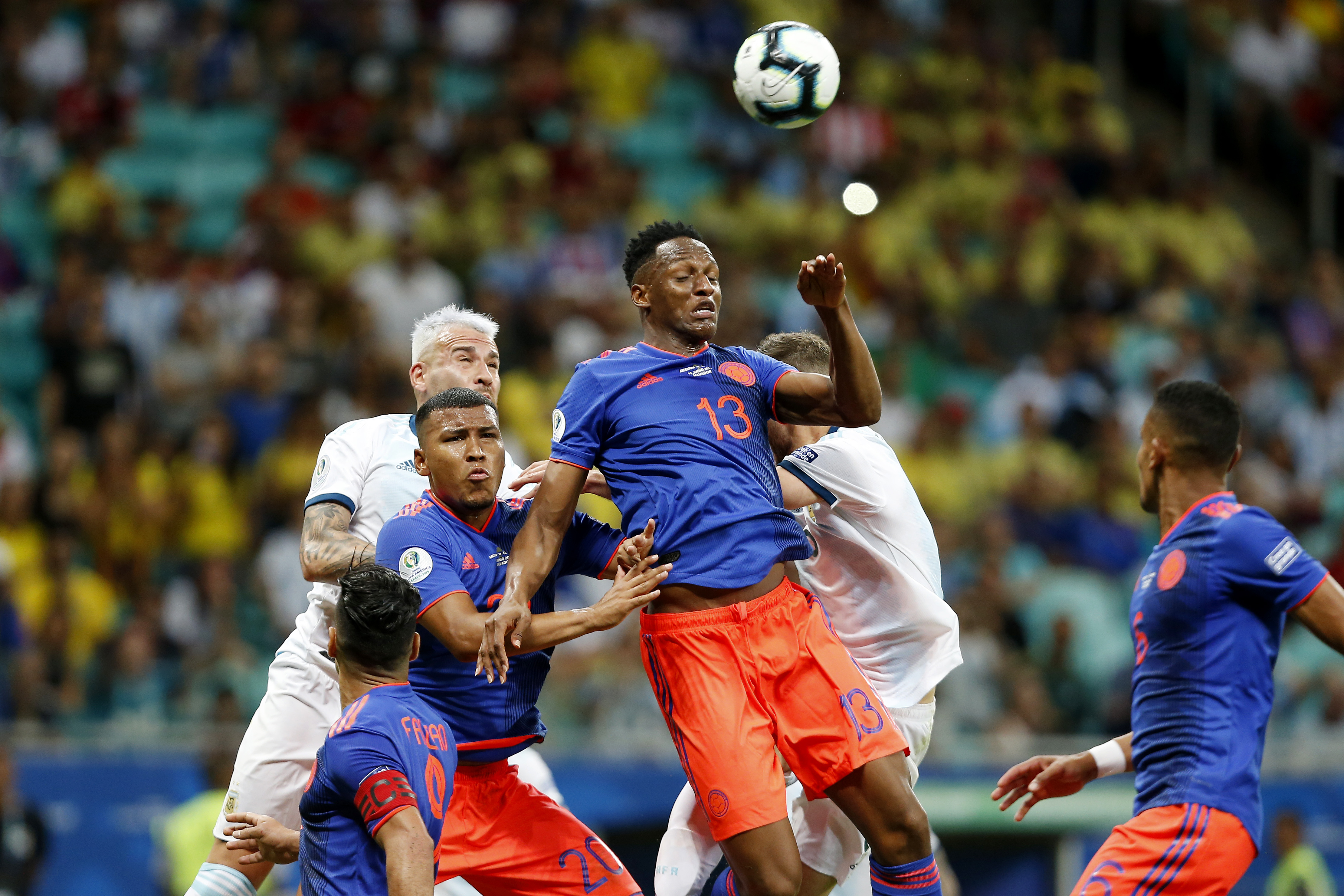 Colombia vs Qatar live stream: Lineups, Kickoff time, TV listings, how to watch Copa América 2019 online