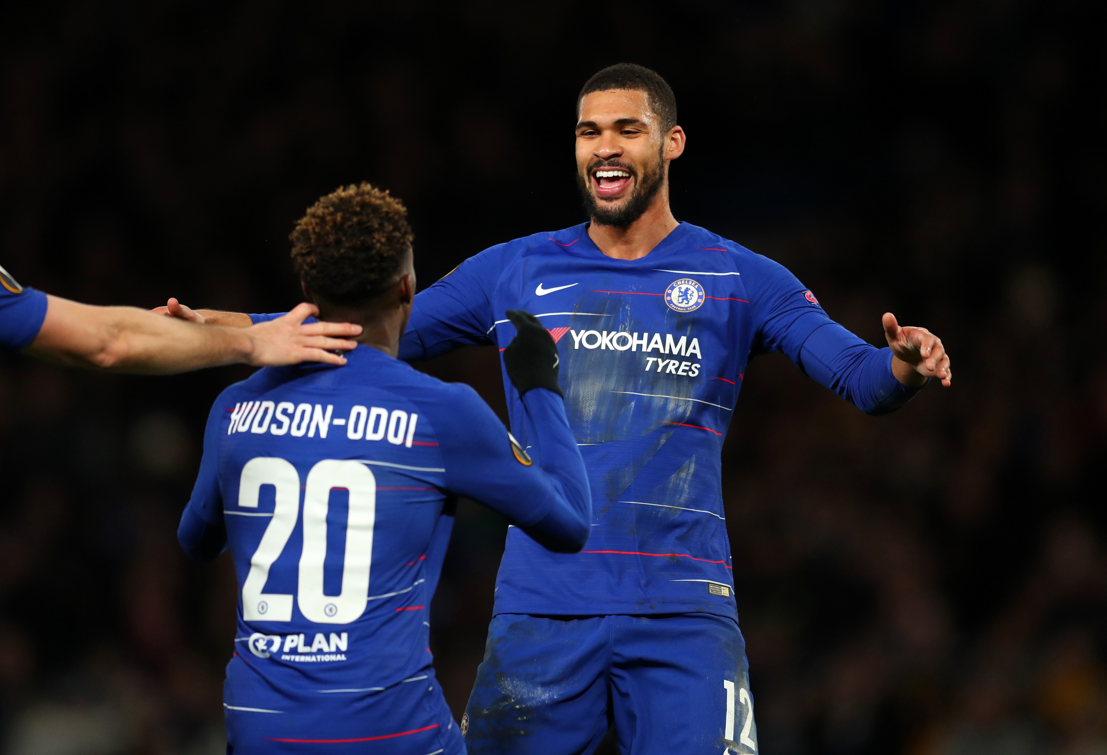 Loftus-Cheek, Hudson-Odoi back to work at Cobham recovering from Achilles injuries