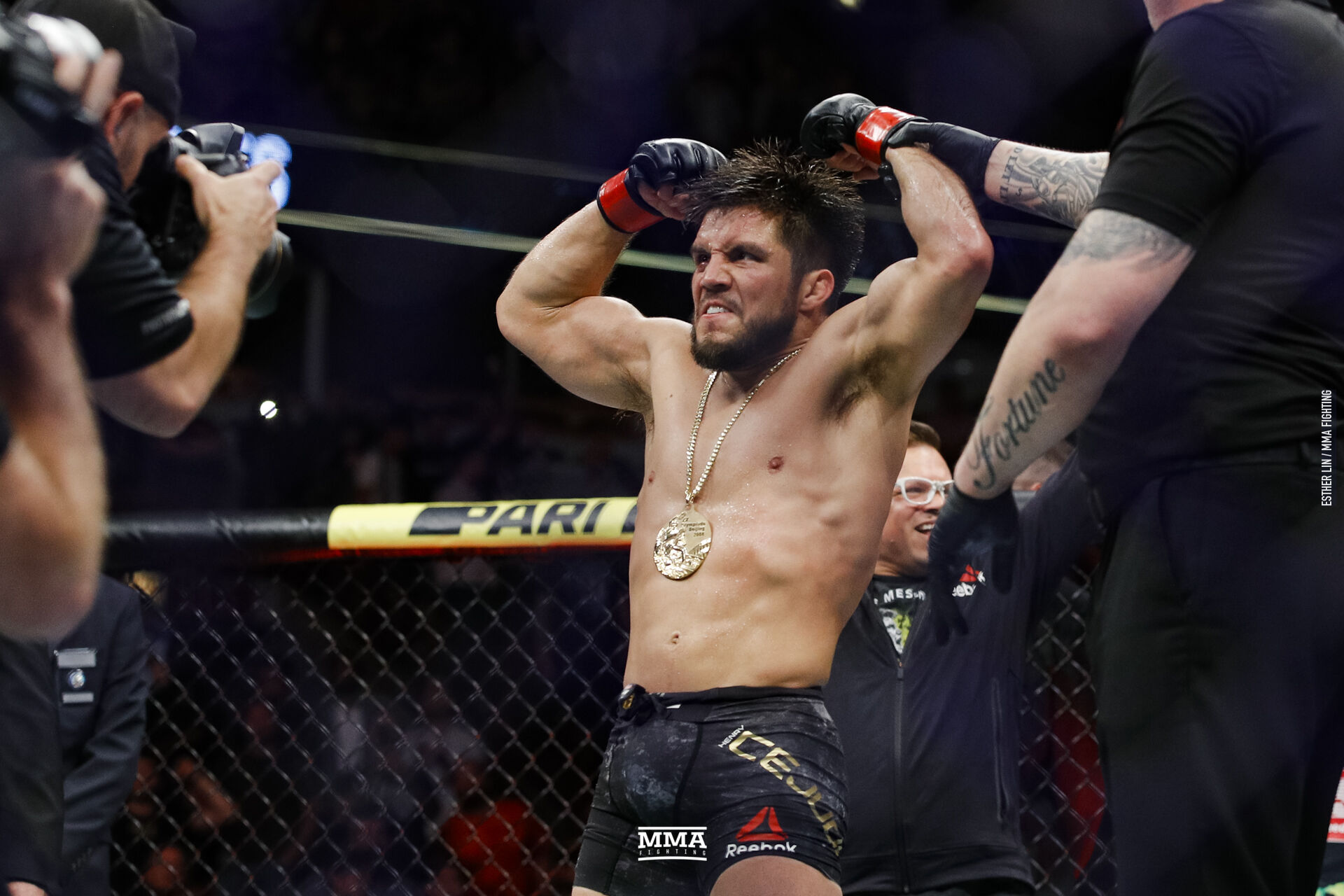 cb7eb6fa1 UFC champ Henry Cejudo likely out until 2020 due to shoulder surgery