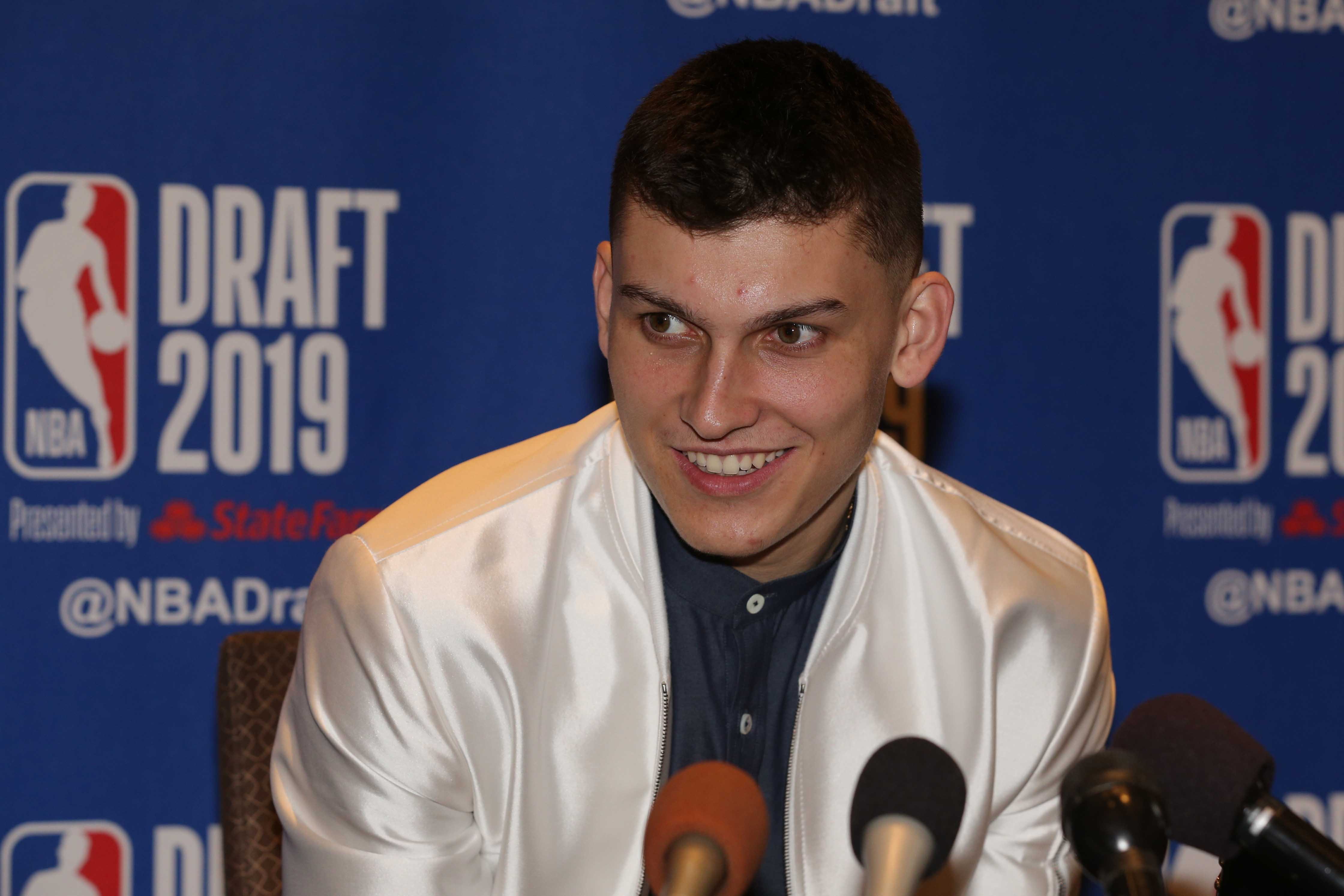 NBA: NBA Draft-Top Prospects